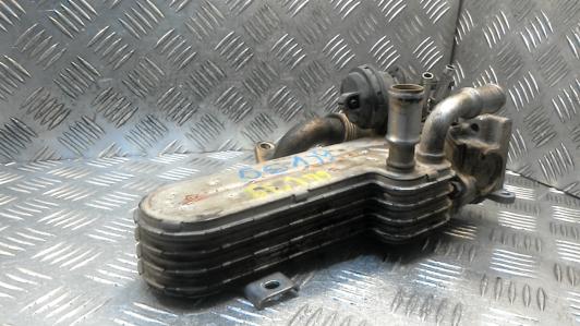 Охладитель отработанных газов