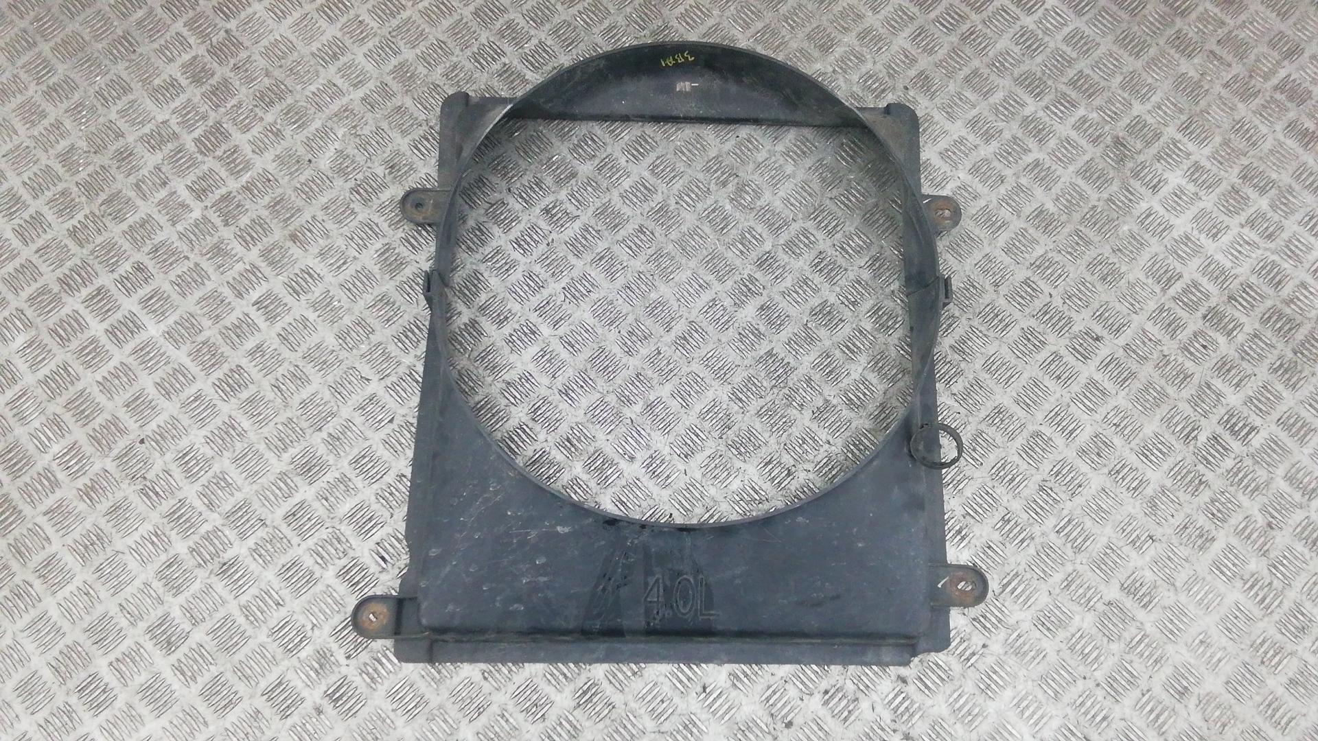 Диффузор вентилятора, FORD, EXPLORER 3, 2005