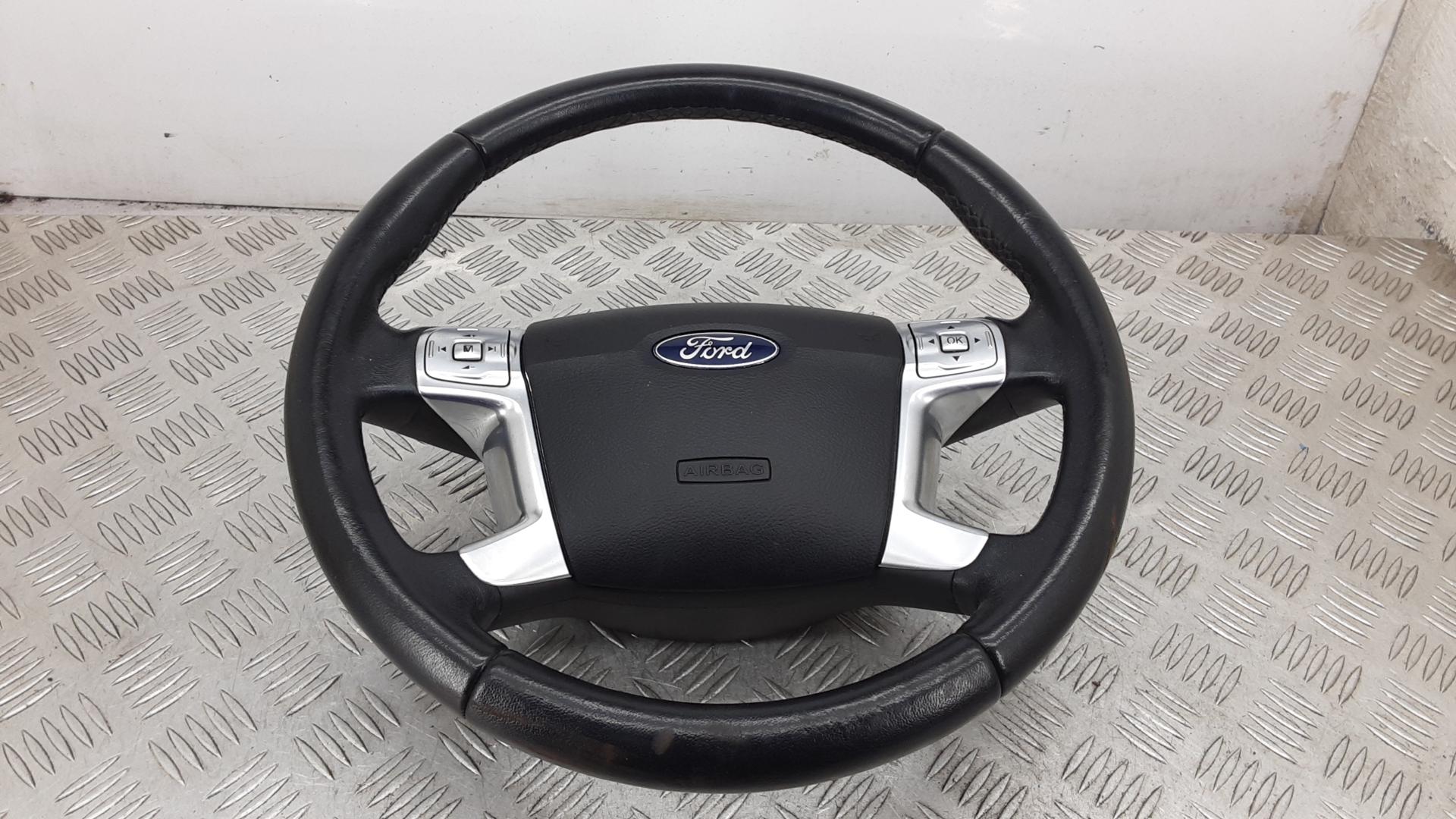 Рулевое колесо, FORD, S-MAX, 2006