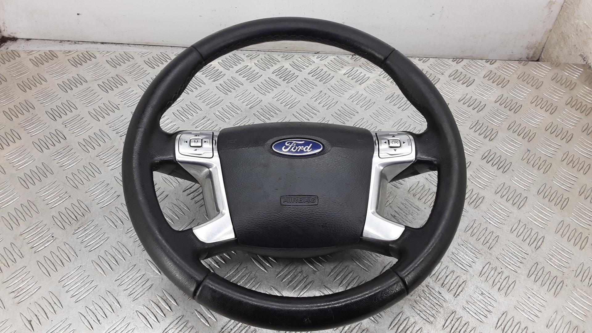 Рулевое колесо, FORD, S-MAX, 2009
