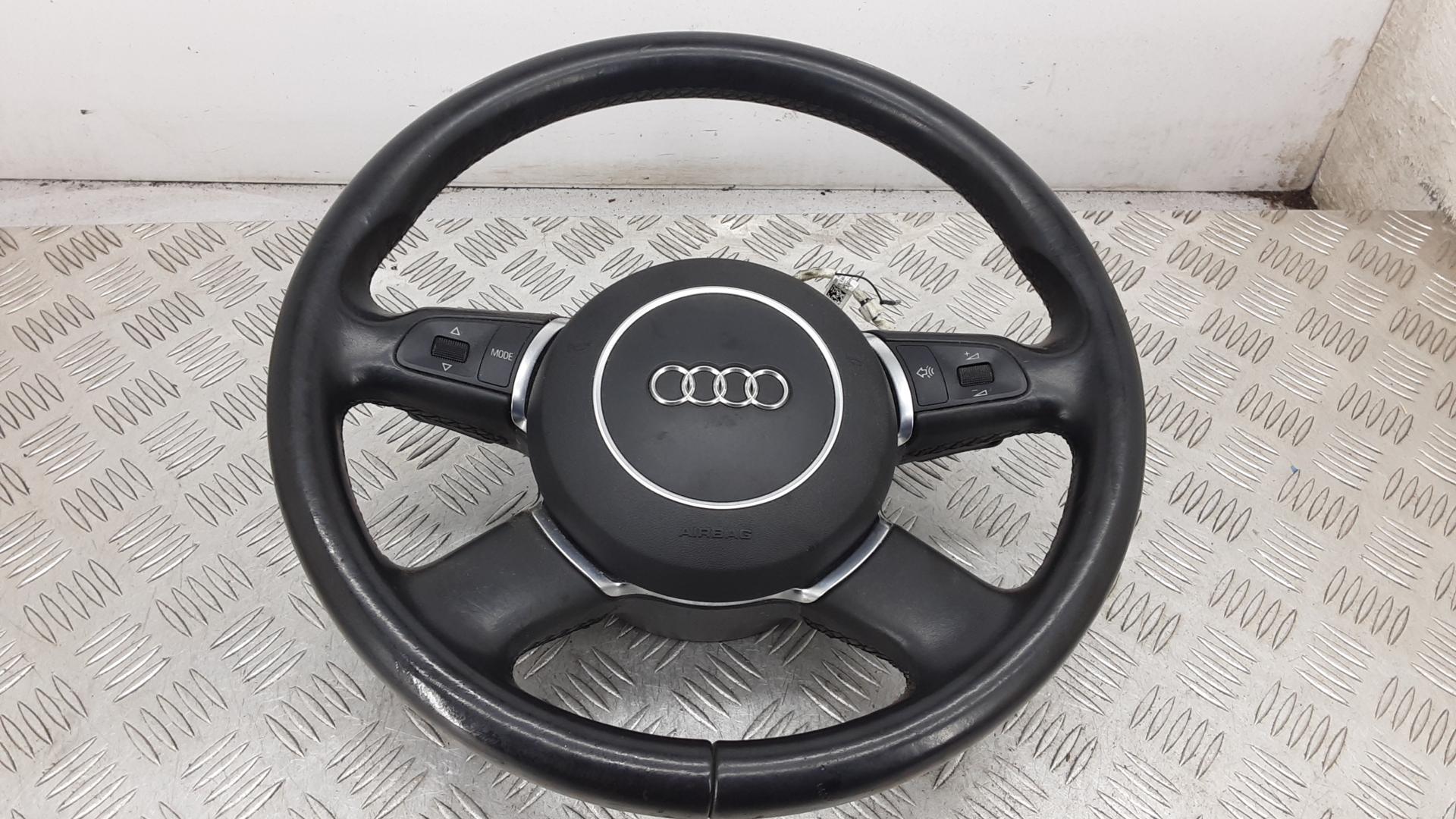 Рулевое колесо, AUDI, A8 D3, 2004