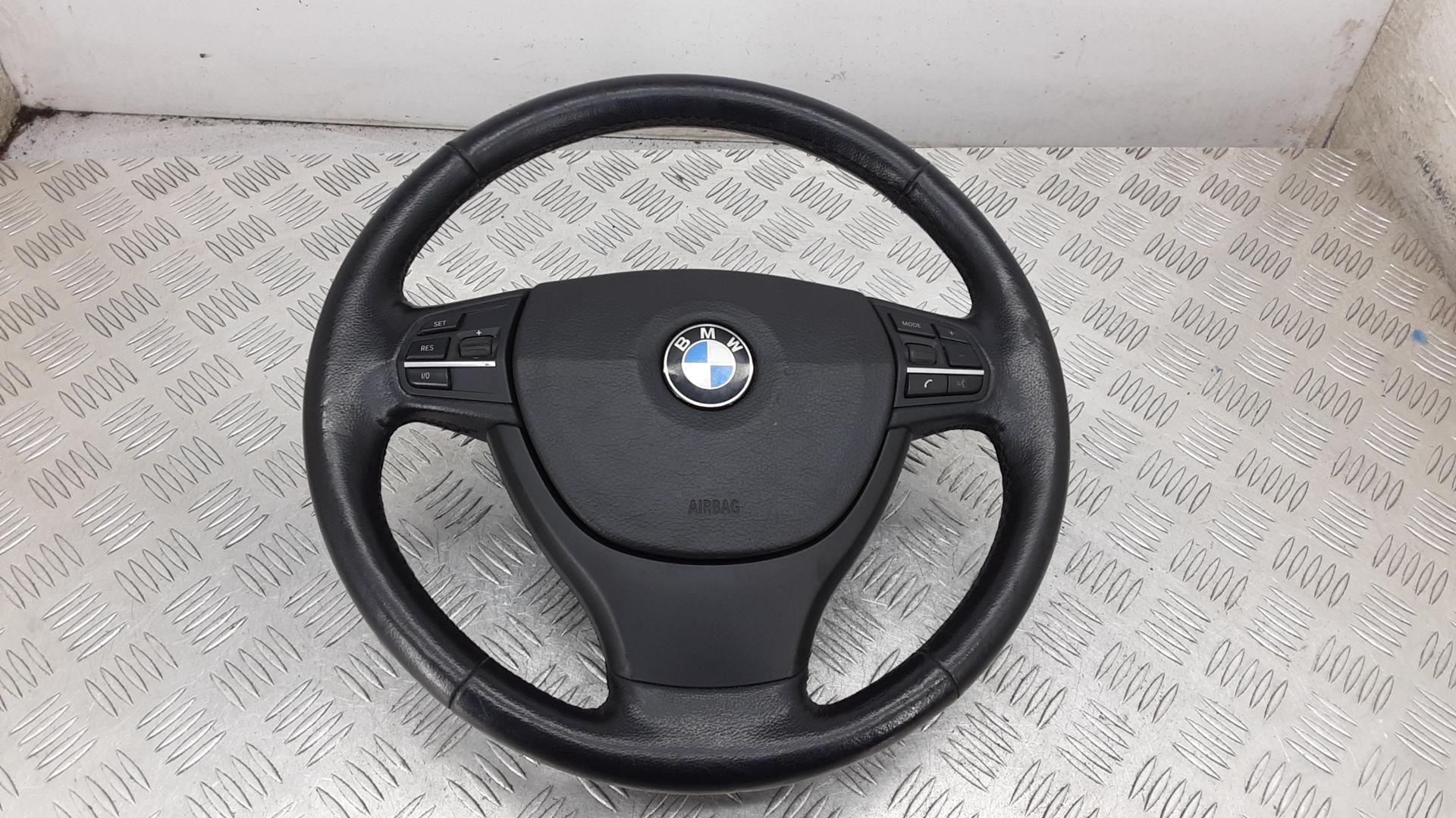 Рулевое колесо, BMW, 5 F10/F11, 2010