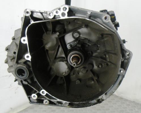 Коробка передач (робот)   JG 1.2