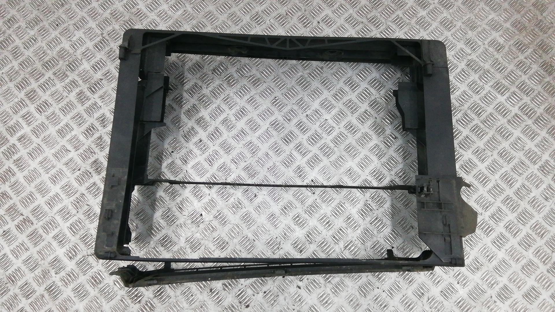 Диффузор вентилятора, BMW, 5 F10/F11, 2010