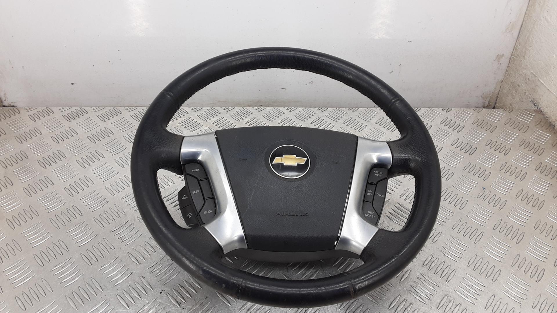 Рулевое колесо, CHEVROLET, EPICA, 2009