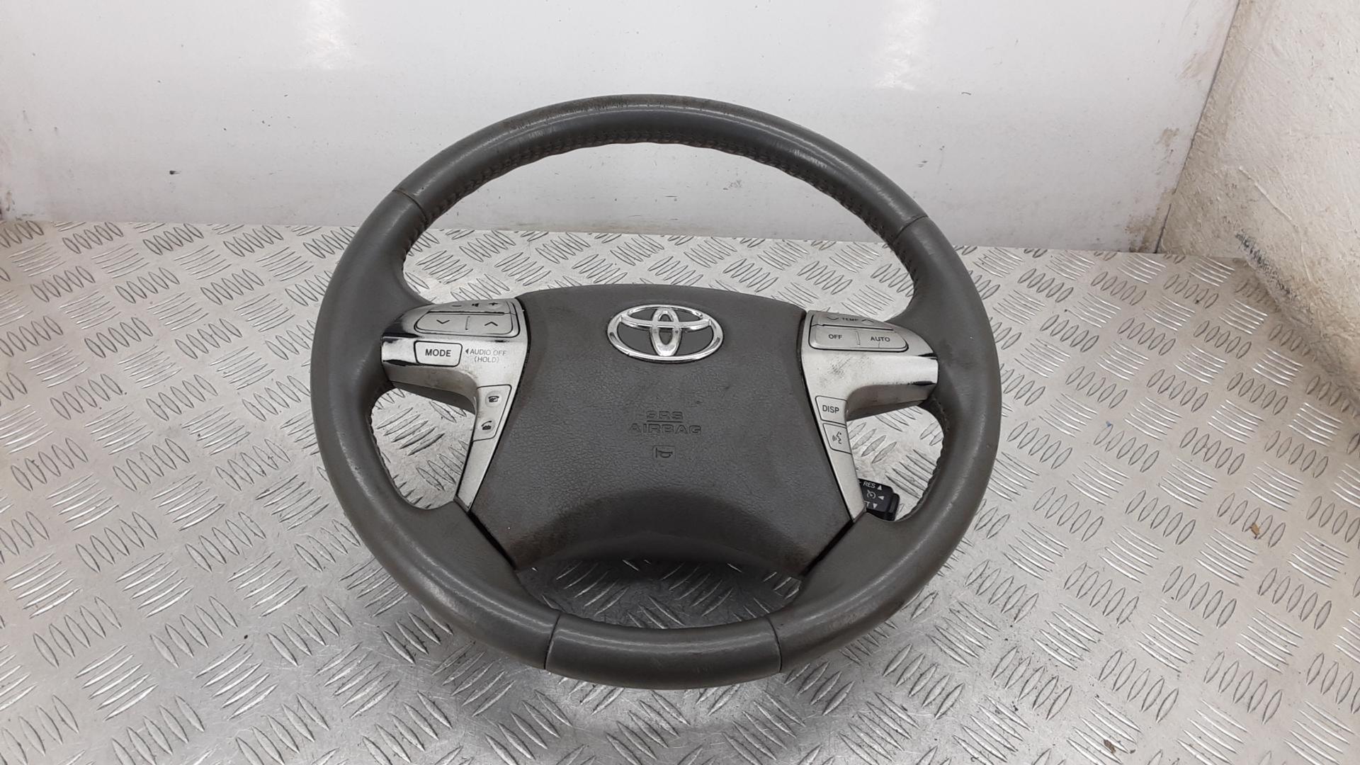 Рулевое колесо, TOYOTA, CAMRY V4, 2009
