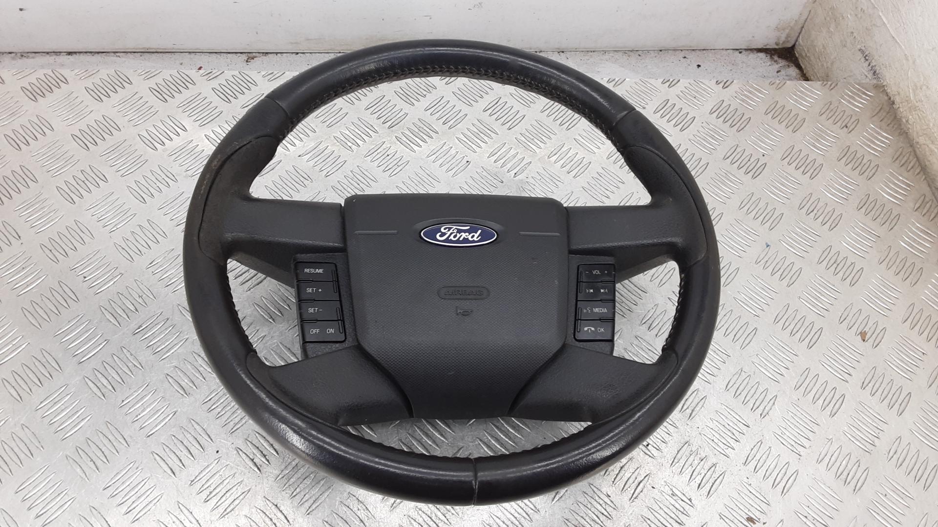 Рулевое колесо, FORD, EDGE 1, 2009
