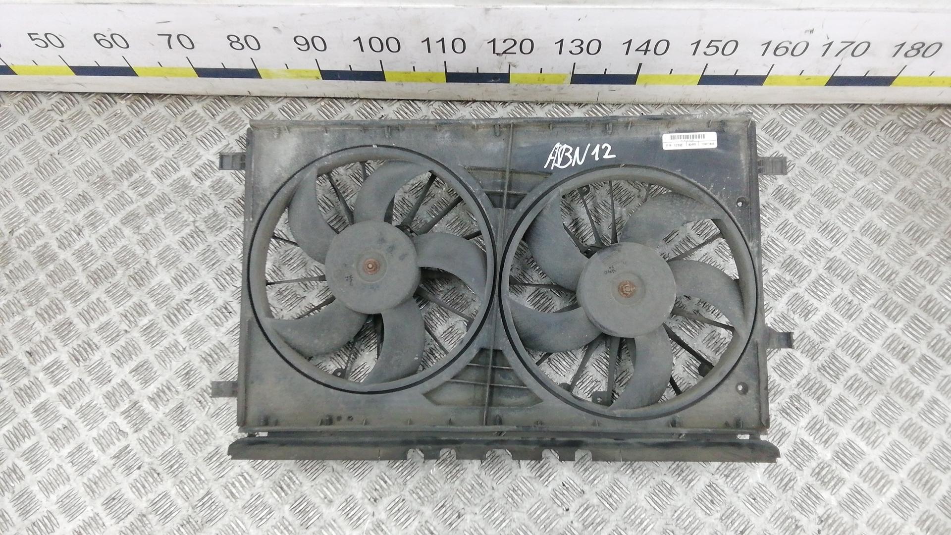 Вентилятор радиатора, DODGE, AVENGER 2, 2008