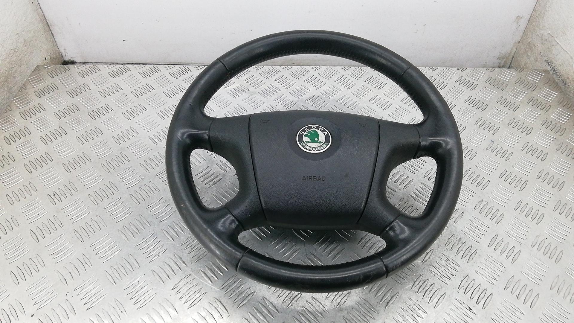 Рулевое колесо, SKODA, OCTAVIA A5, 2009