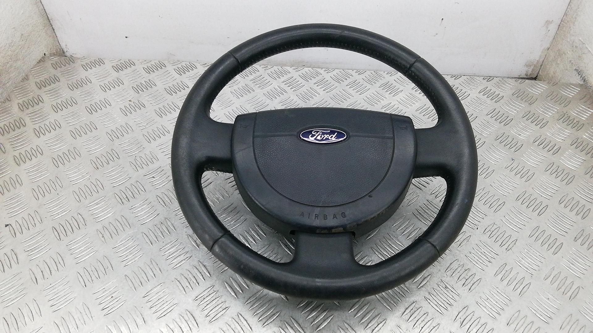 Рулевое колесо, FORD, FIESTA 5, 2004