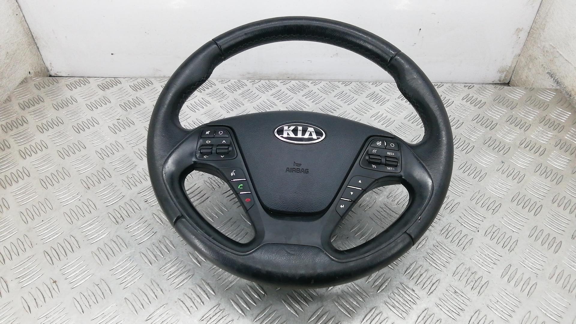 Рулевое колесо, KIA, CEE'D 2, 2012