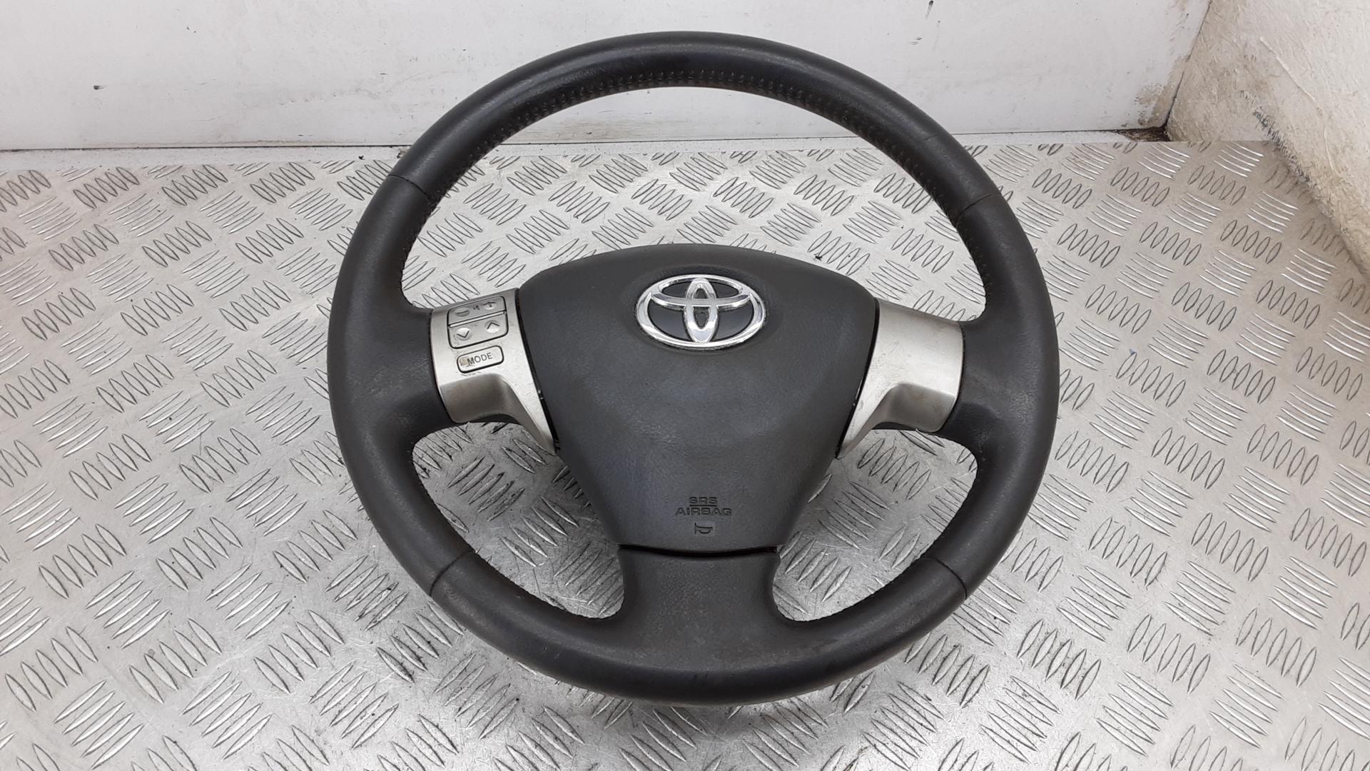 Рулевое колесо, TOYOTA, AURIS E150, 2007