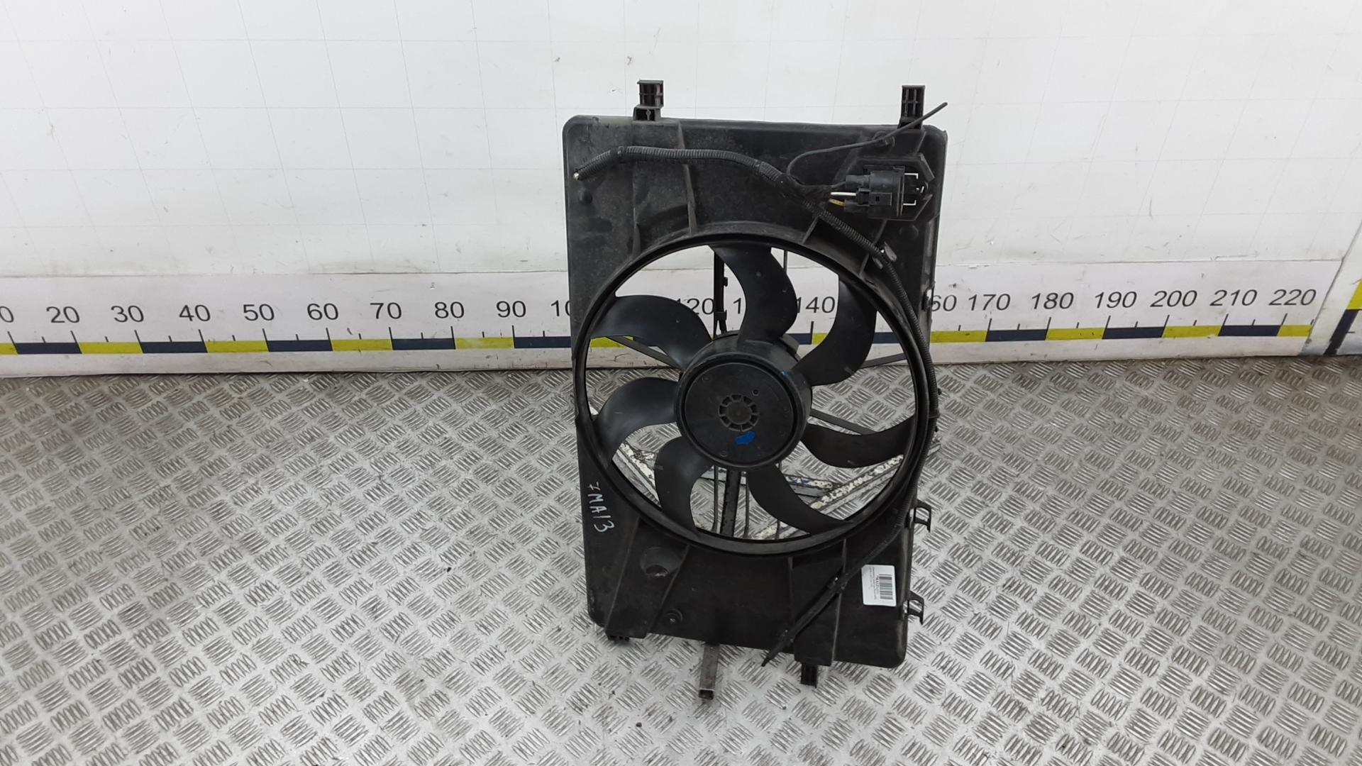 Вентилятор радиатора, OPEL, ASTRA GTS, 2012