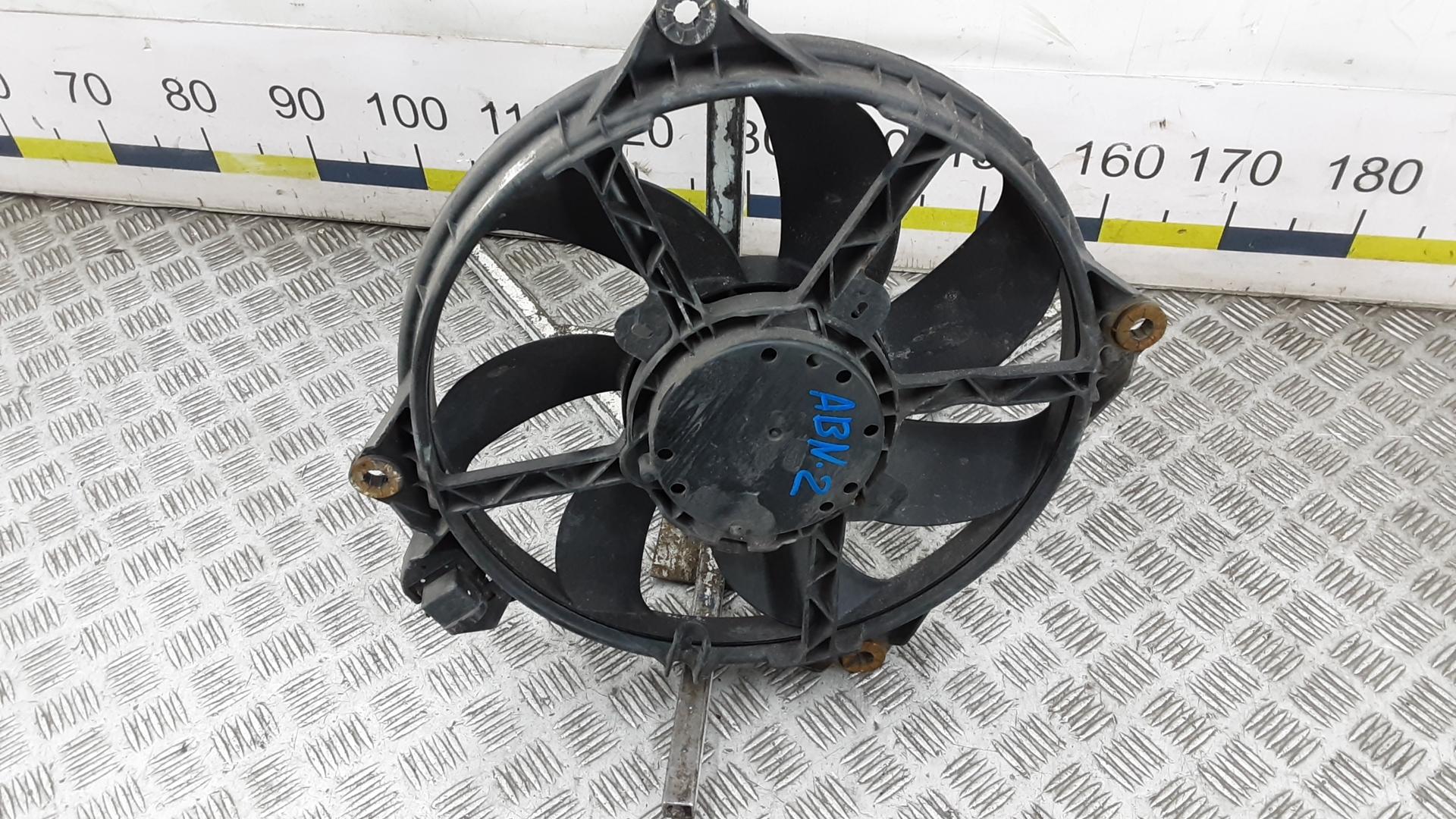 Вентилятор радиатора, RENAULT, MEGANE 3, 2010