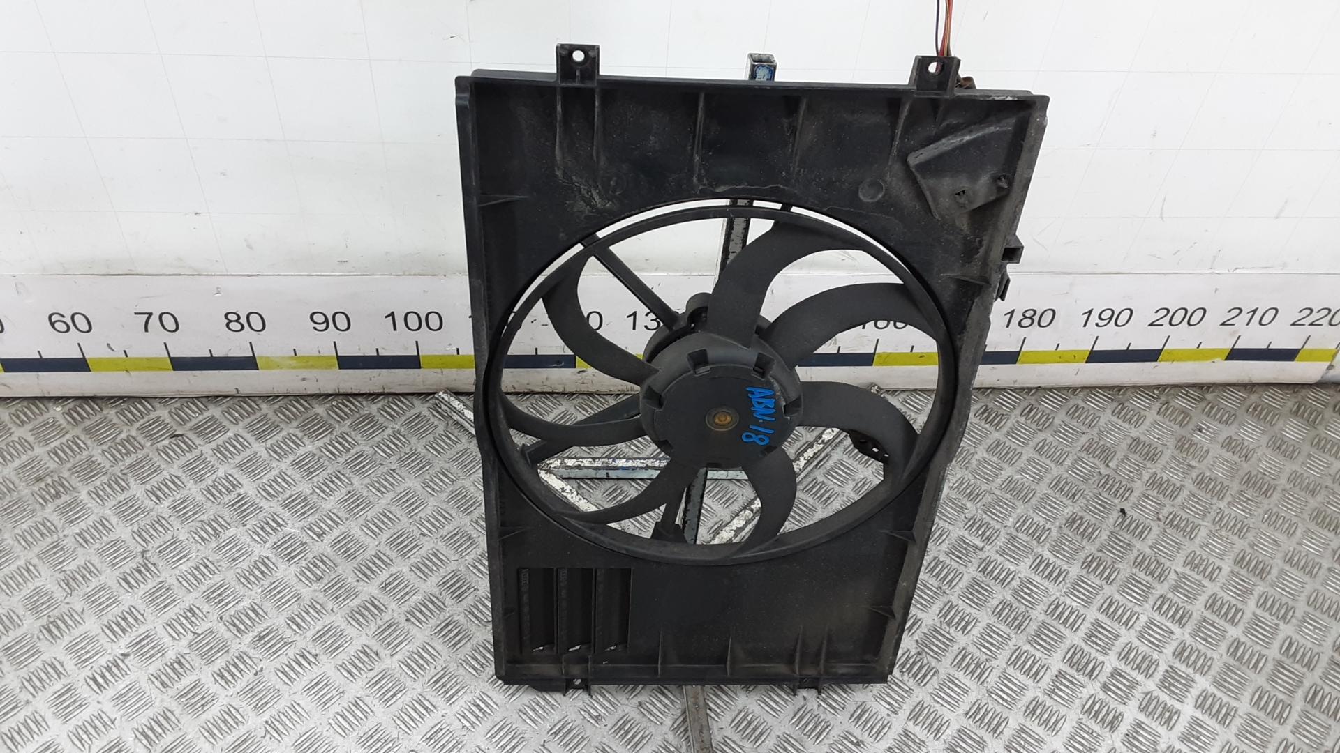 Вентилятор радиатора, SKODA, OCTAVIA A5, 2009