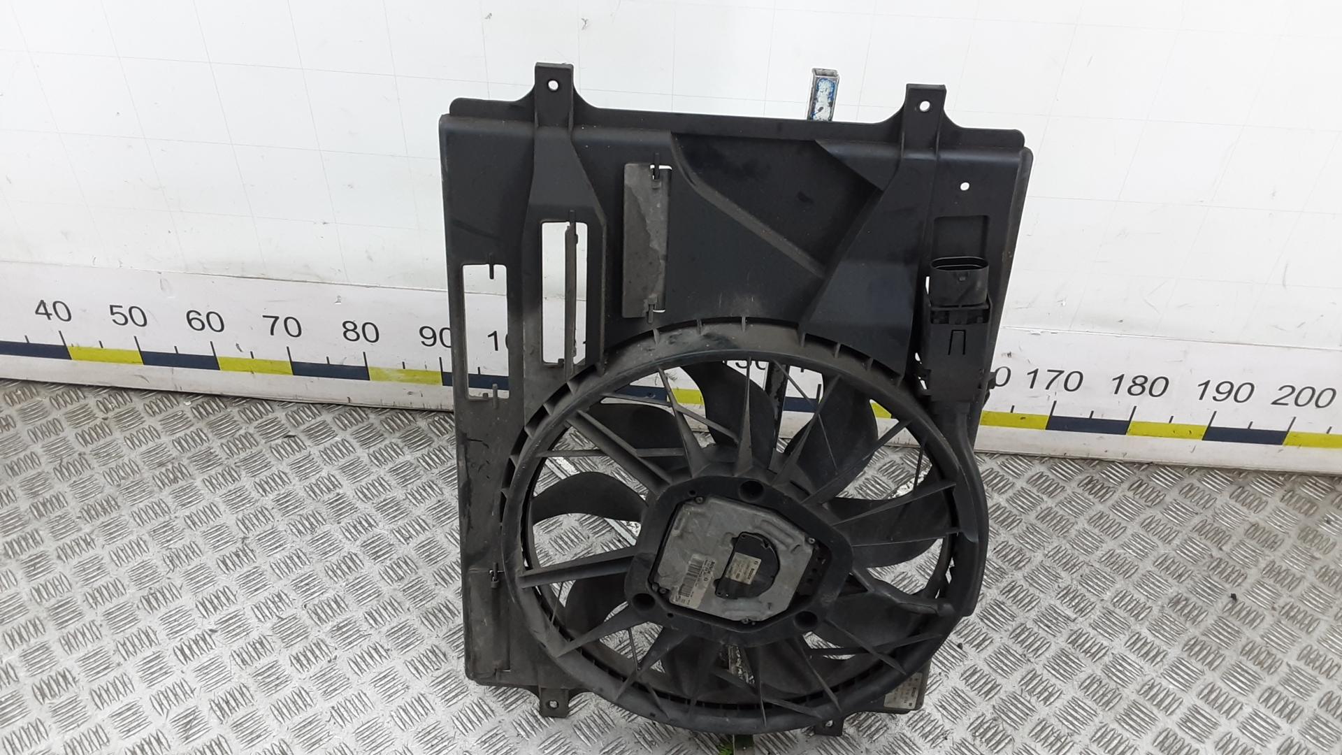 Вентилятор радиатора, SEAT, ALHAMBRA 7M, 2009