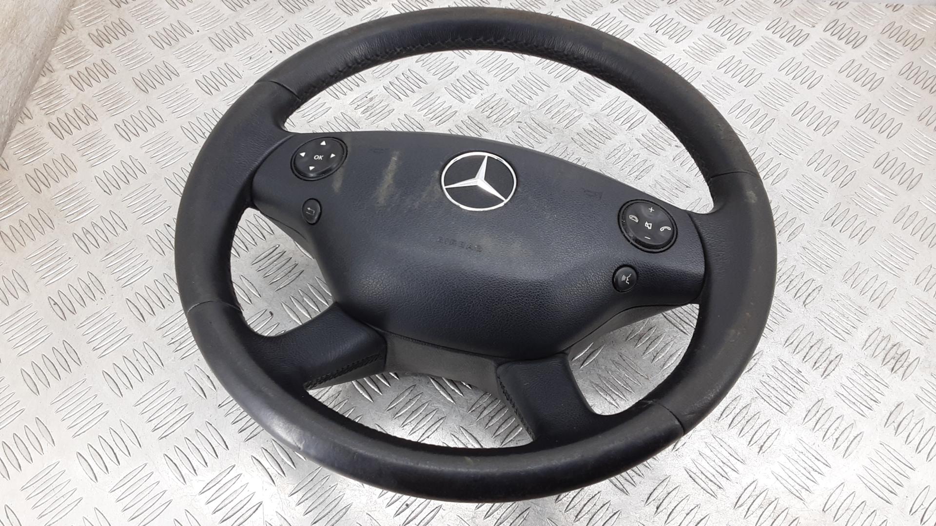 Рулевое колесо, MERCEDES BENZ, S-CLASS W221, 2008