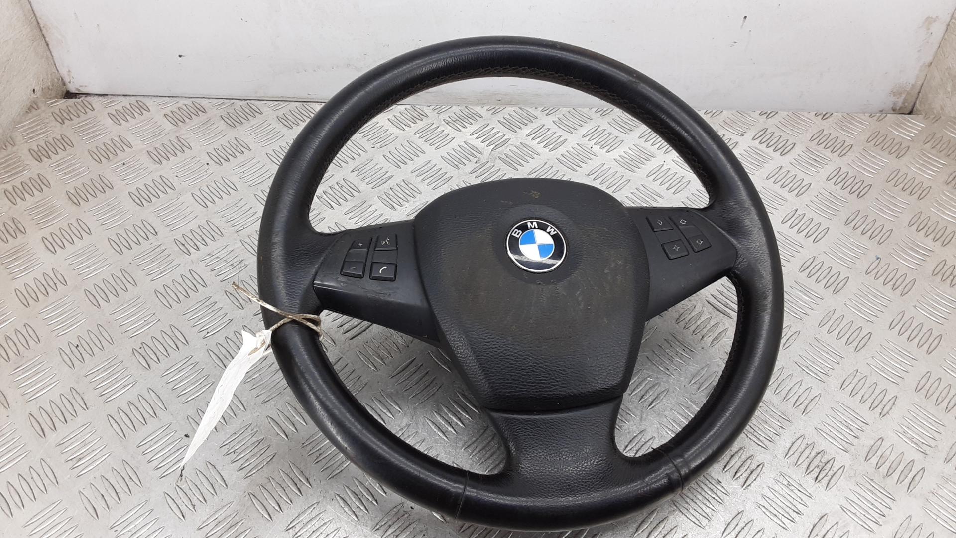 Рулевое колесо, BMW, X5 E70, 2007