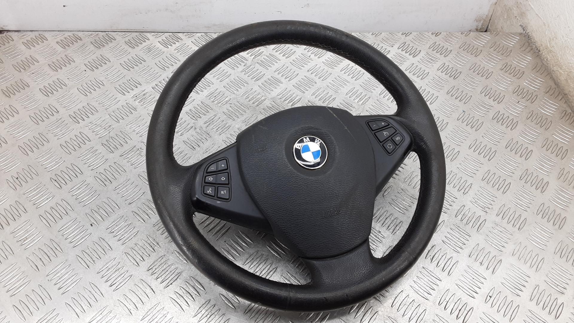 Рулевое колесо, BMW, X3 E83, 2007