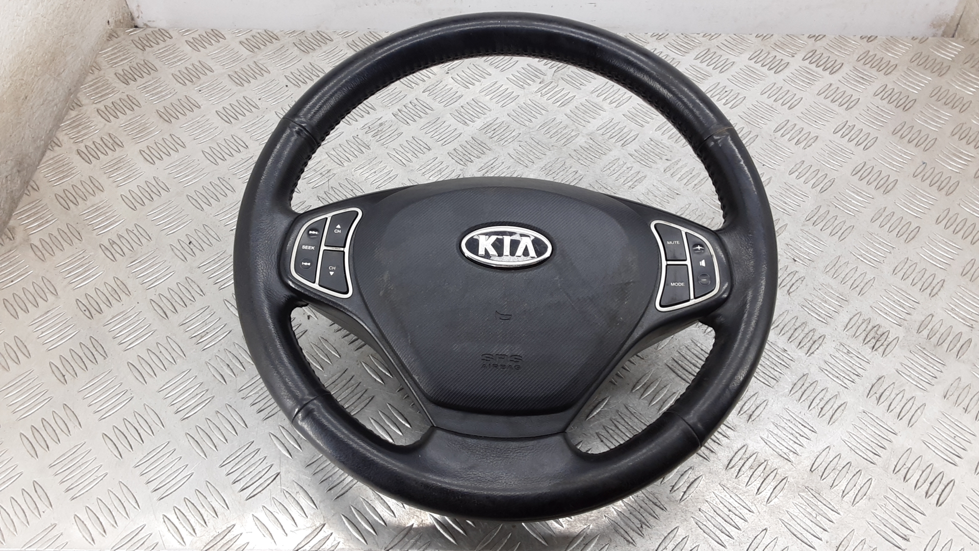 Рулевое колесо, KIA, CEE'D 1, 2008