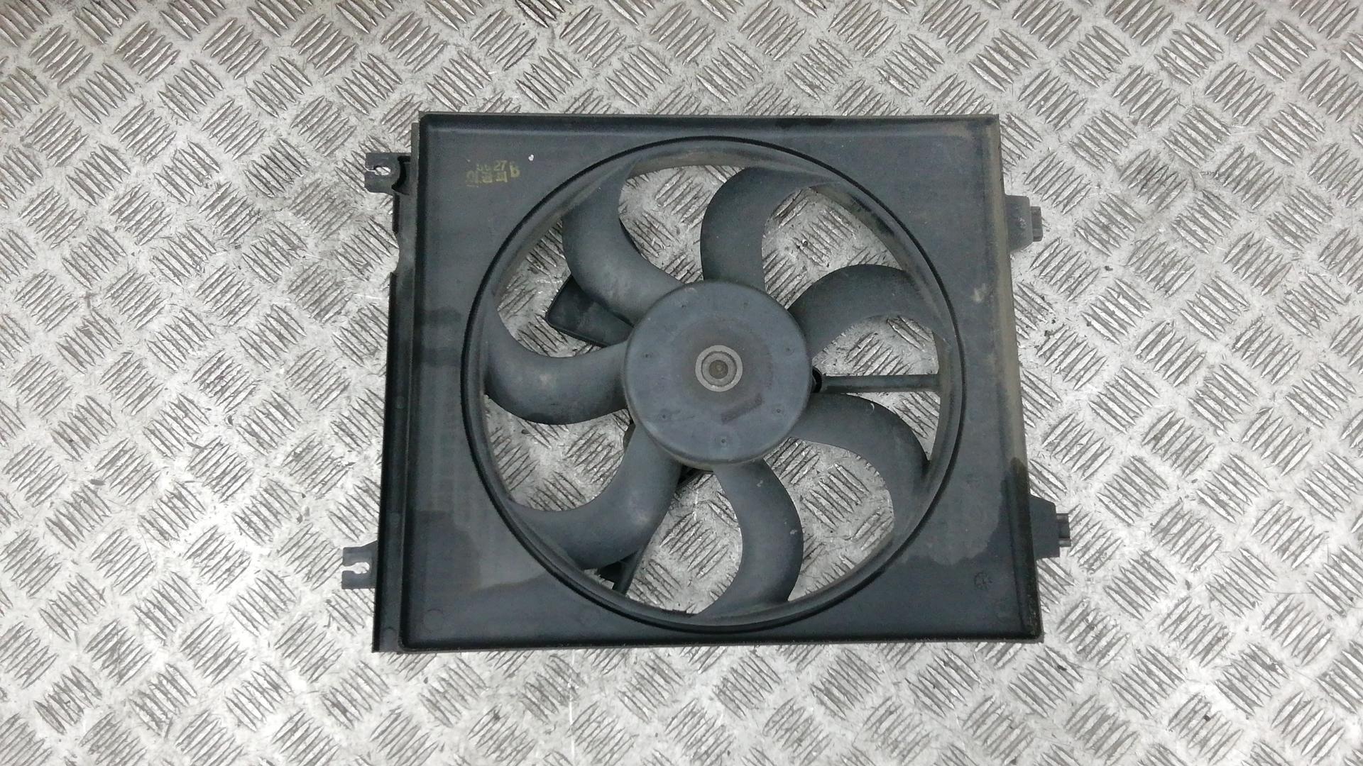 Вентилятор радиатора, KIA, CERATO 1, 2006