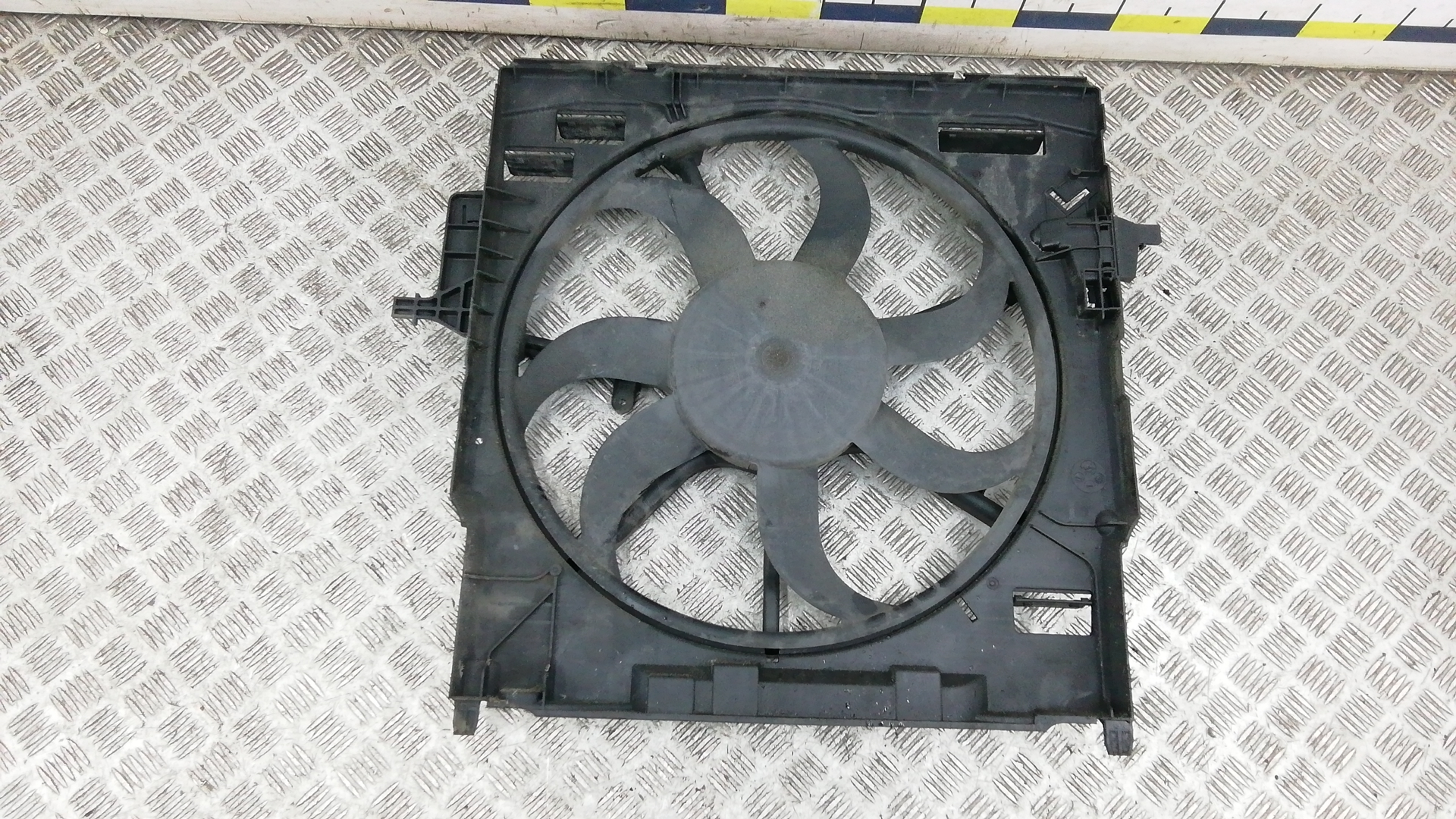 Вентилятор радиатора, BMW, X5 E70, 2007