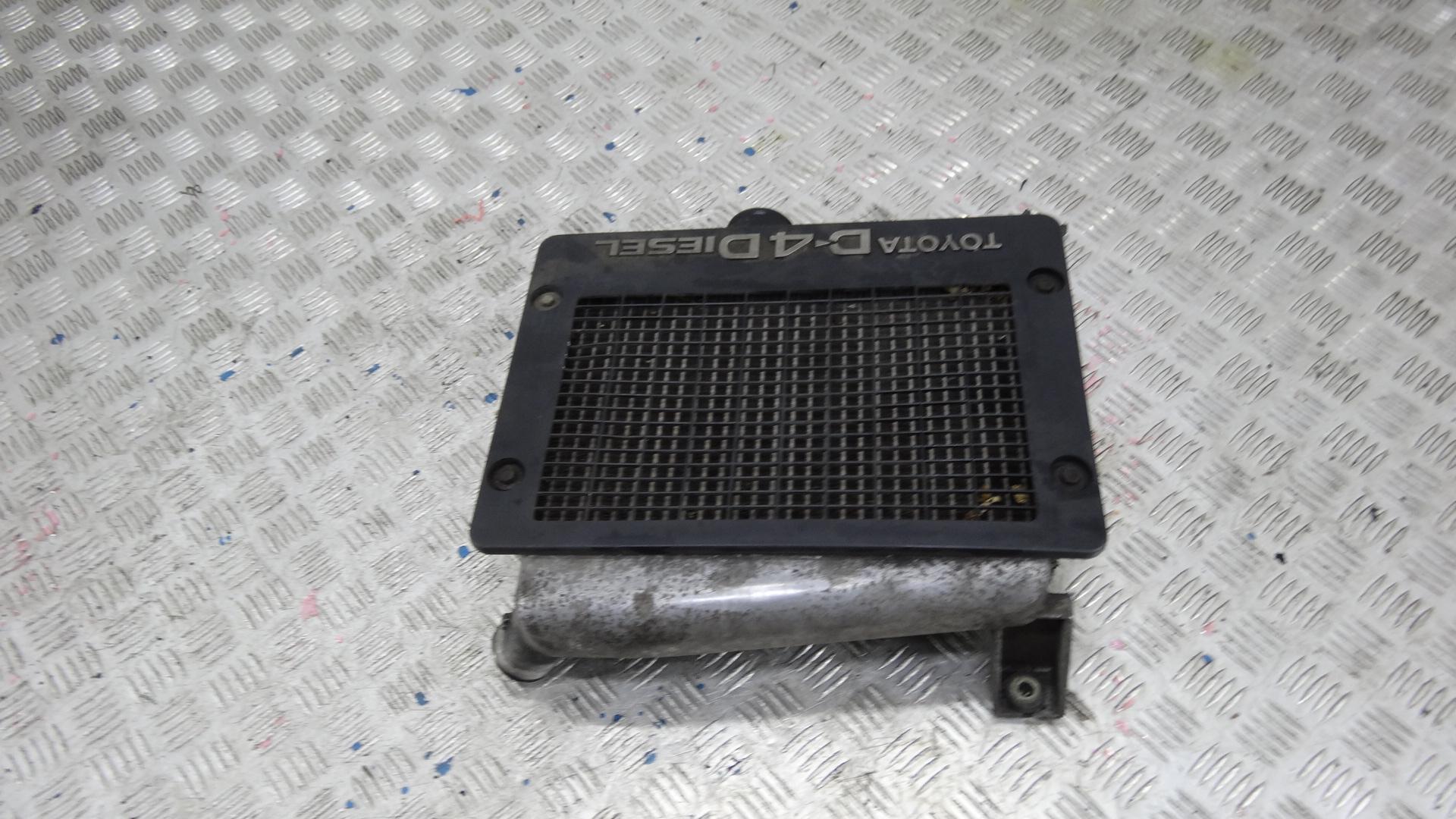 Радиатор интеркулера, TOYOTA, RAV 4 ZCA2, 2003