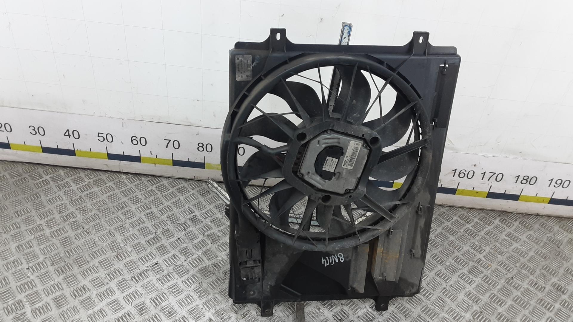 Вентилятор радиатора, FORD, GALAXY 2, 2004
