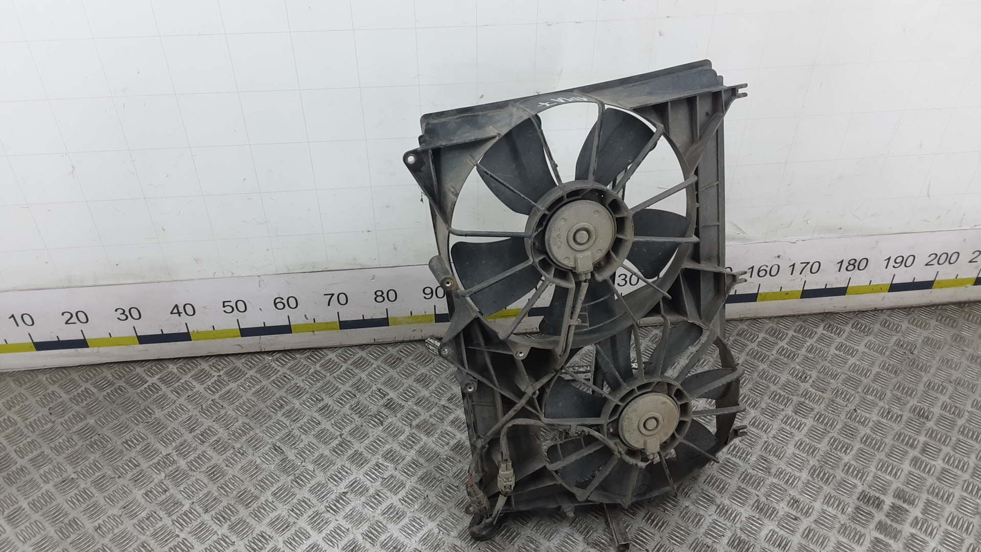 Вентилятор радиатора, SUZUKI, GRAND VITARA 2, 2007
