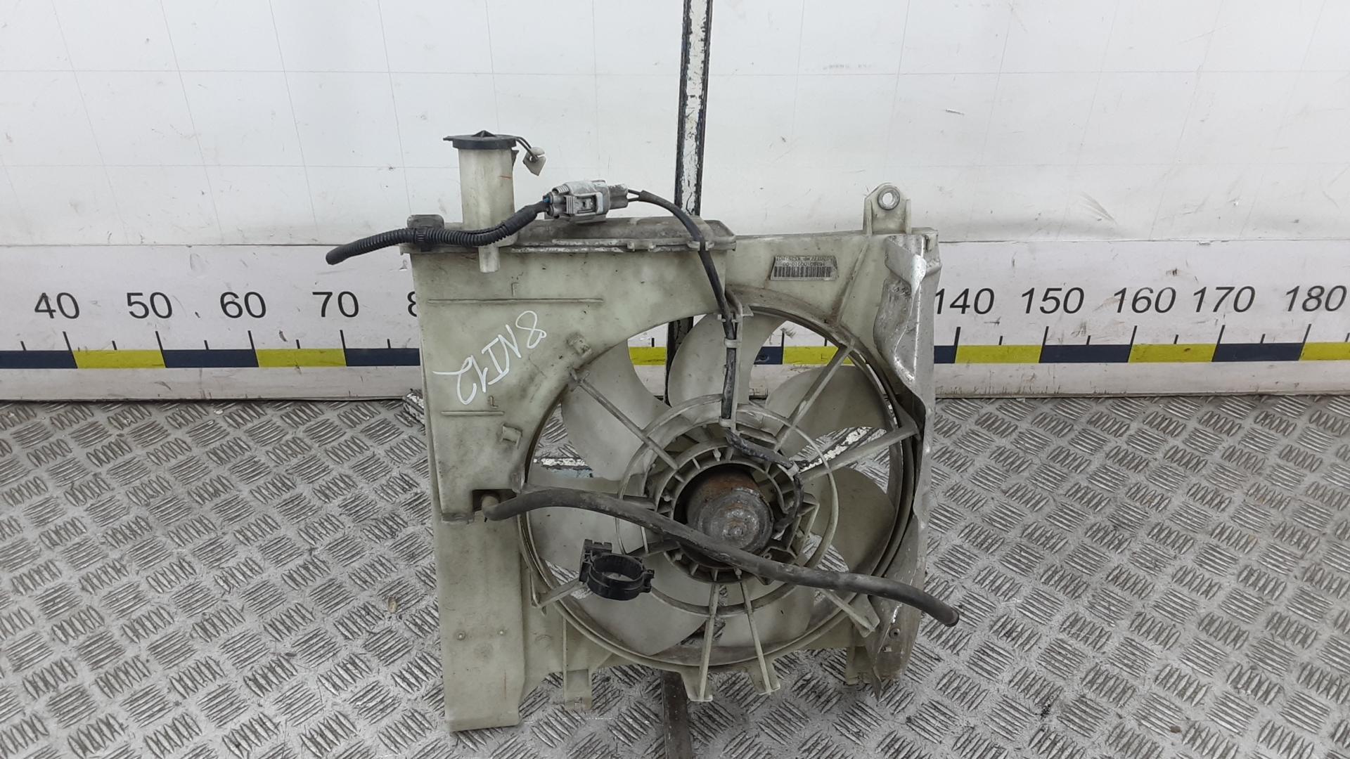 Вентилятор радиатора, TOYOTA, AYGO B1, 2006