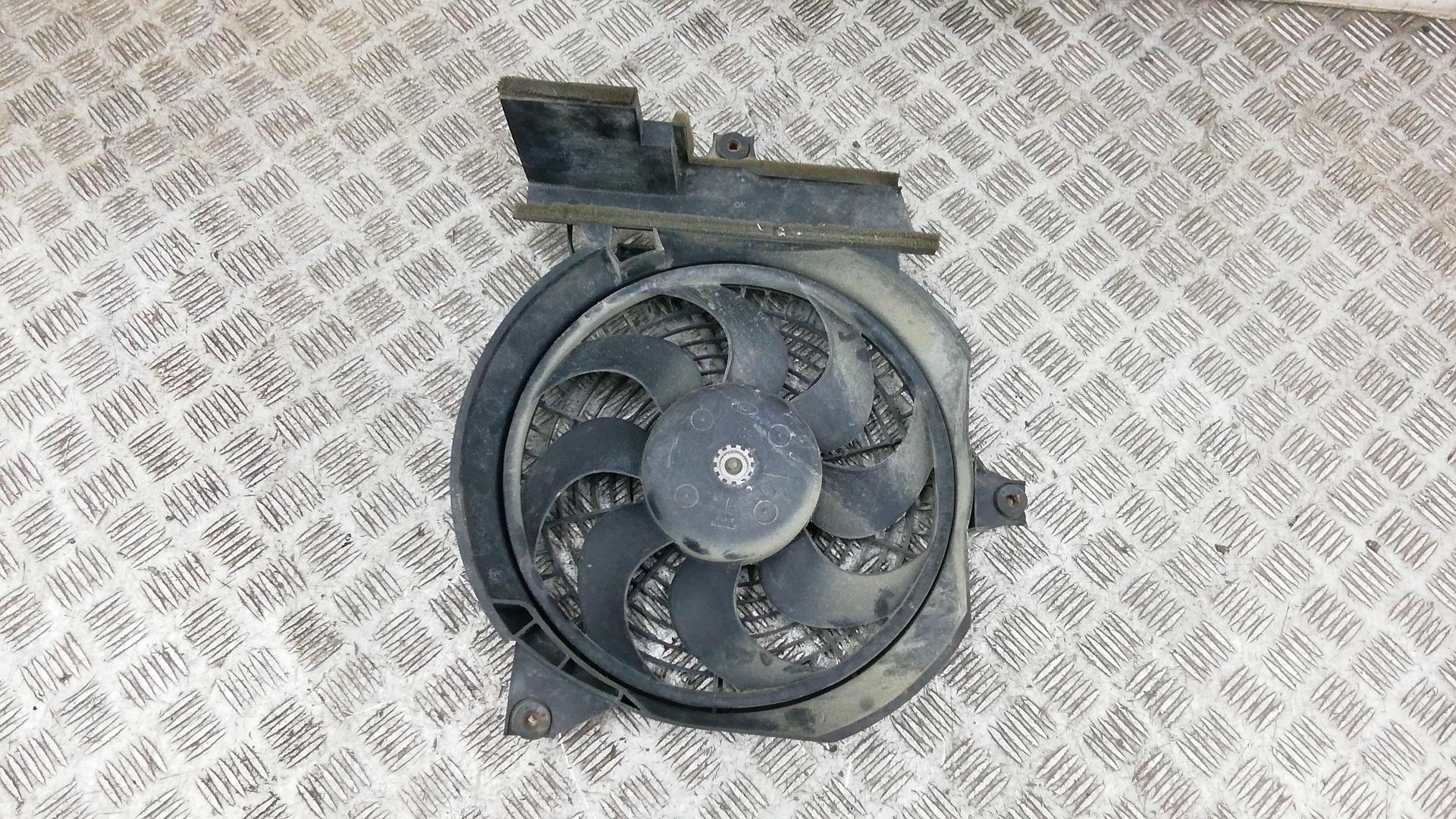 Вентилятор радиатора, HYUNDAI, SANTA FE 1, 2002