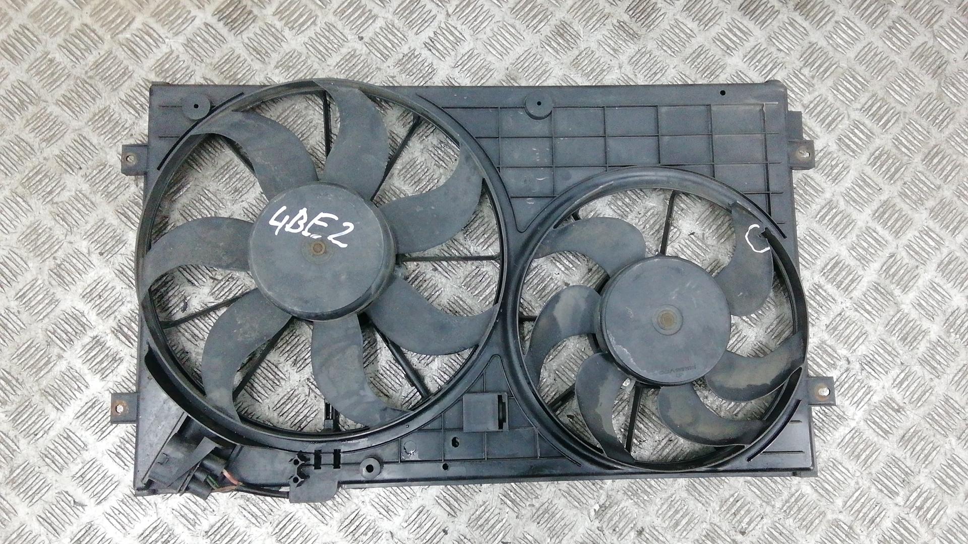 Вентилятор радиатора, SKODA, OCTAVIA A5, 2006