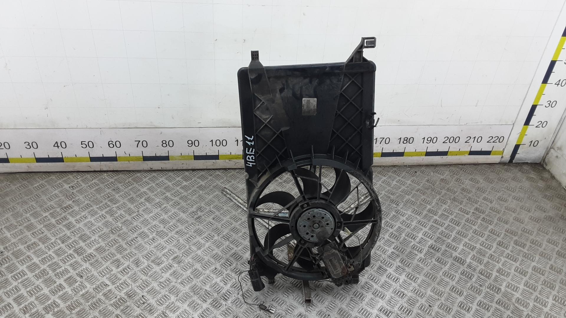 Вентилятор радиатора, MAZDA, 3 1, 2006