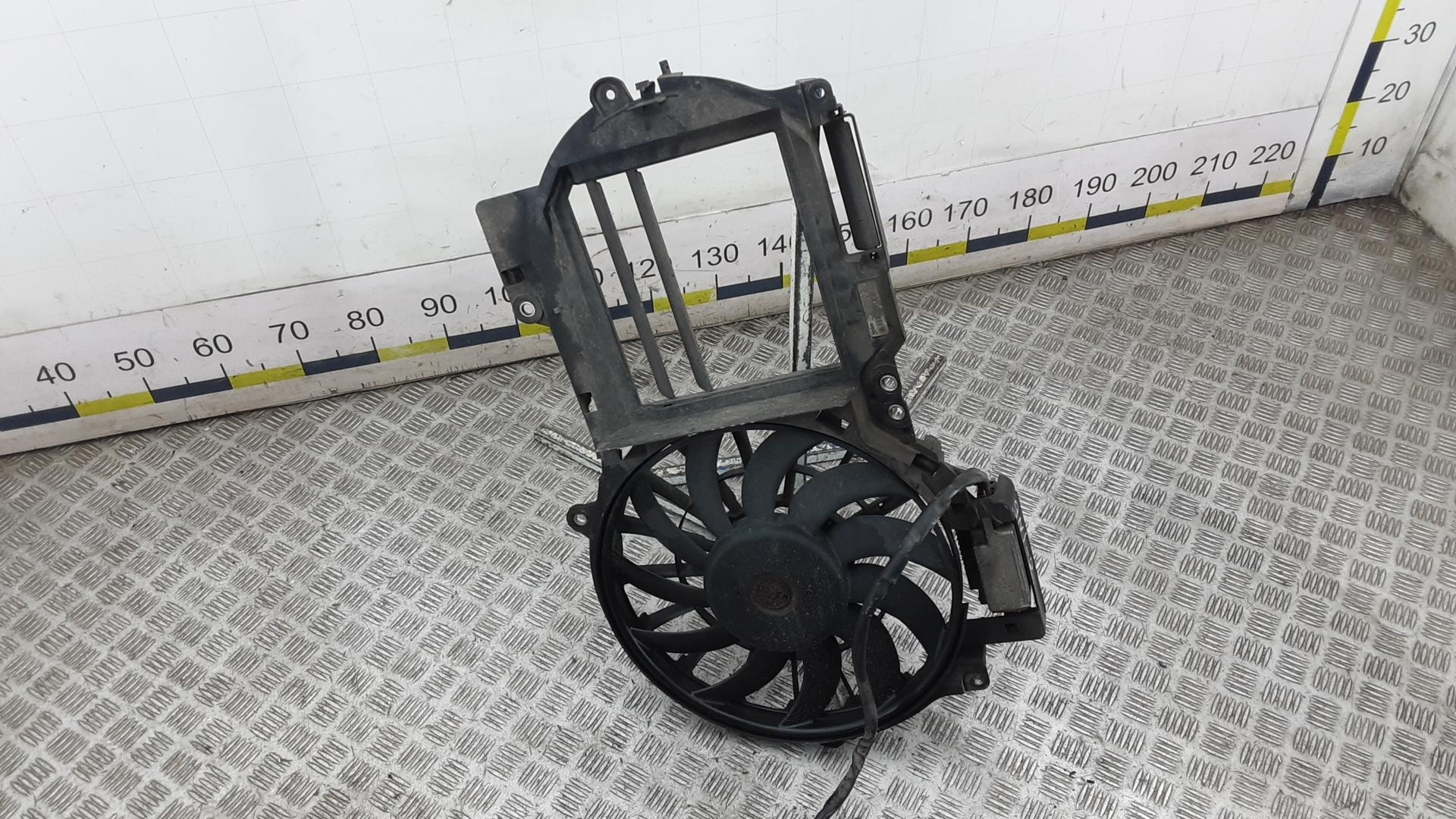 Вентилятор радиатора, AUDI, A6 C6, 2006