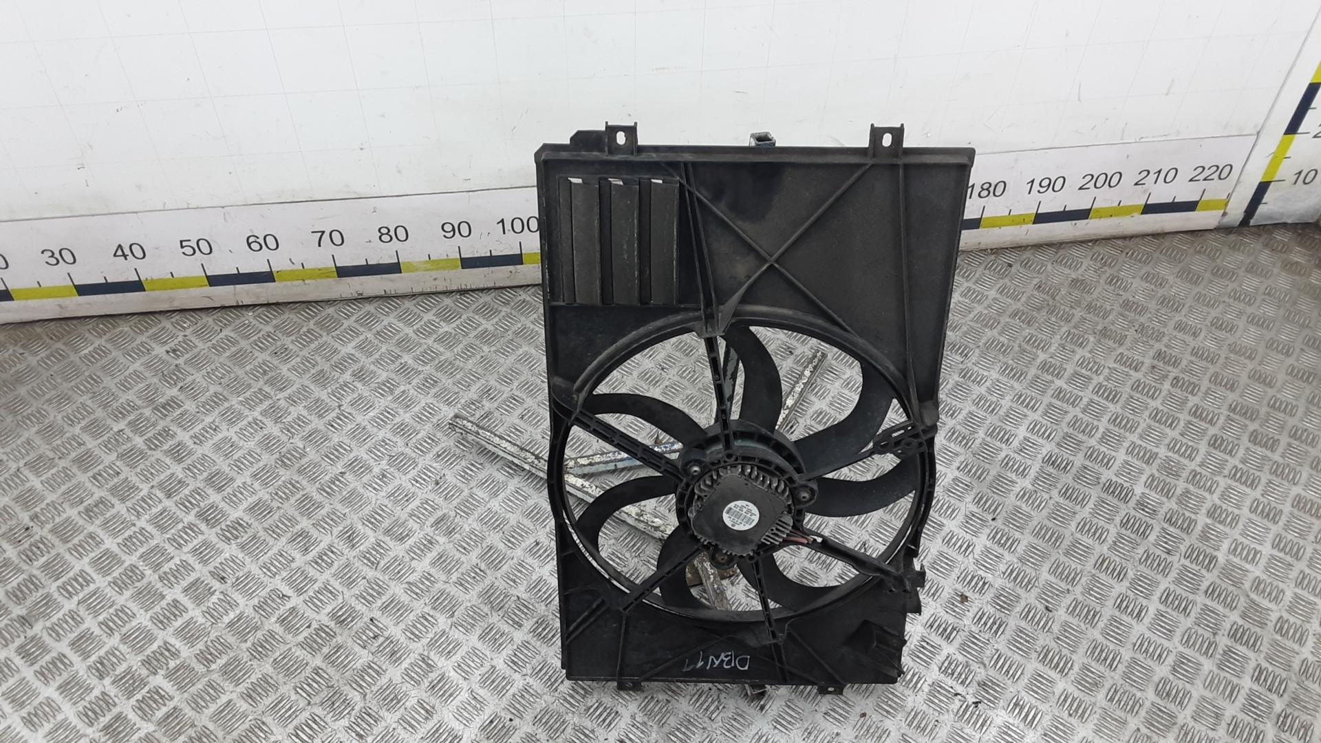 Вентилятор радиатора, SKODA, OCTAVIA A5, 2010