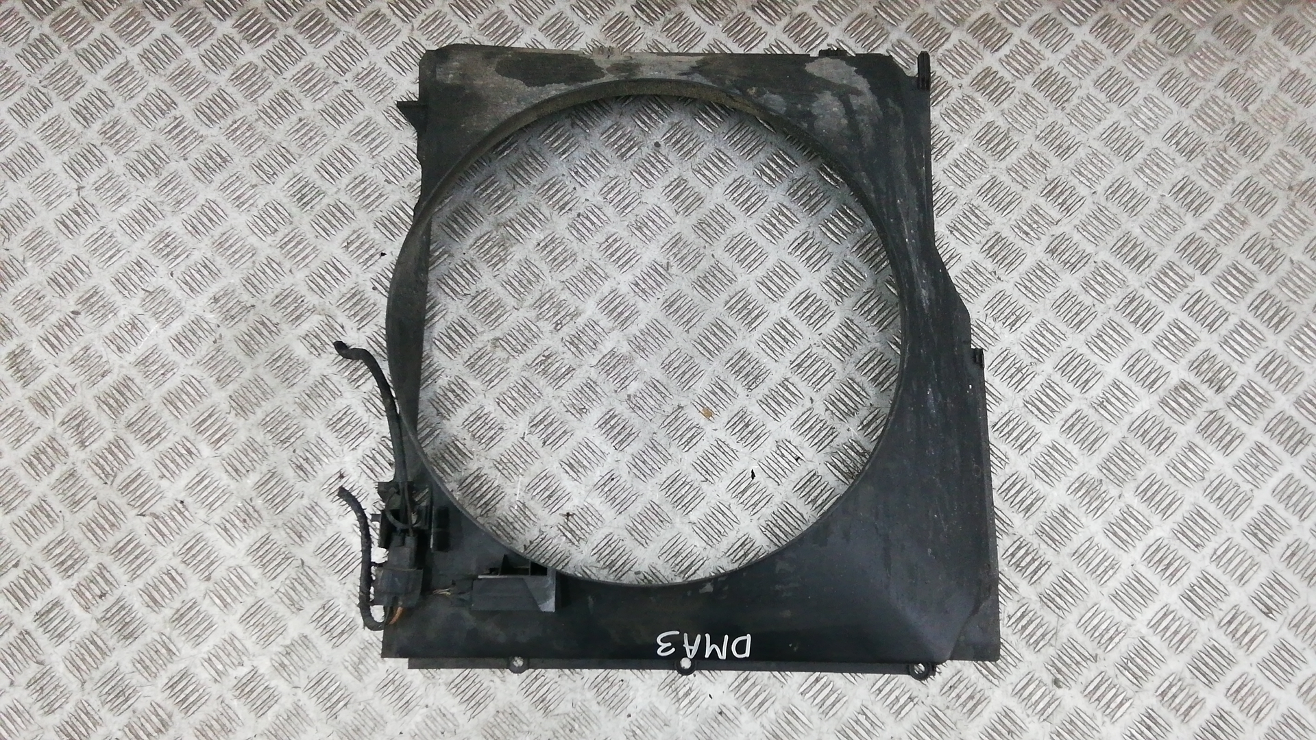 Диффузор вентилятора, BMW, X5 E53, 2005