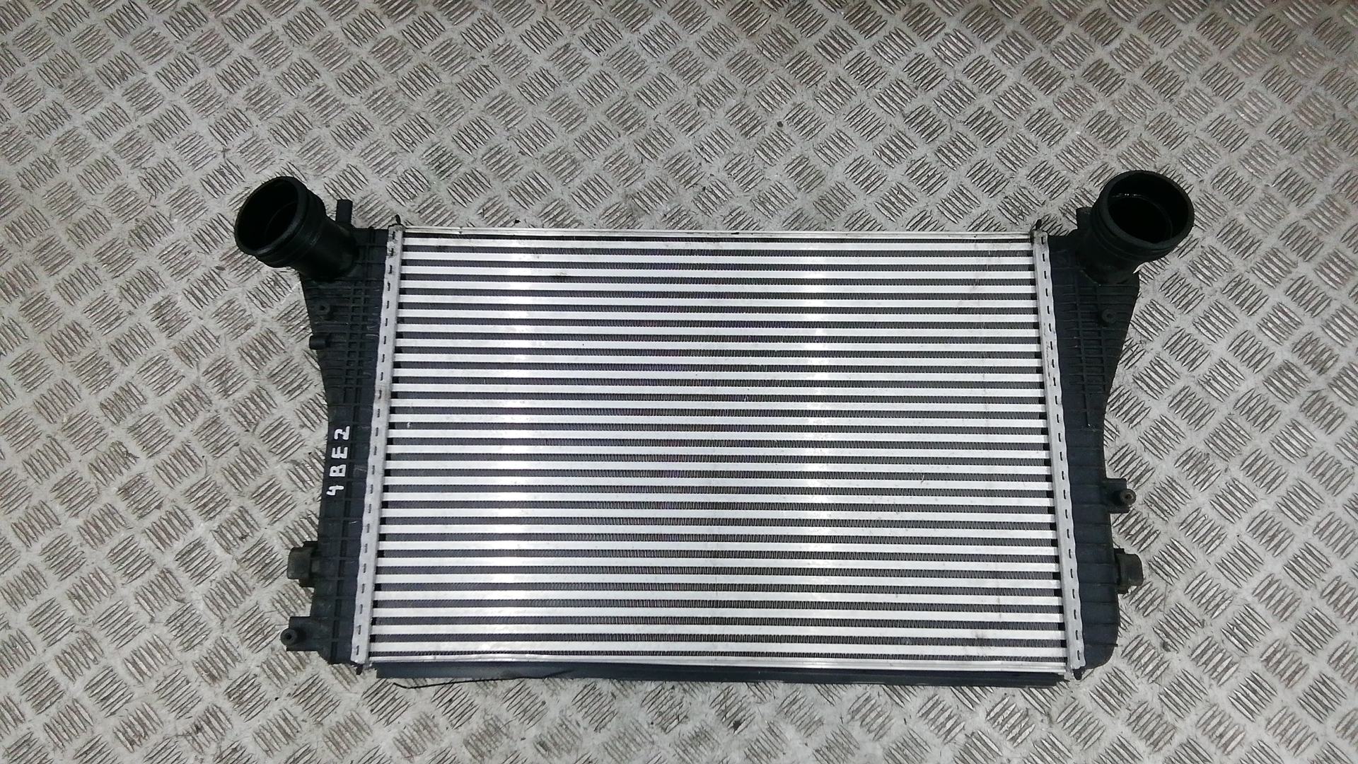 Радиатор интеркуллера, SKODA, OCTAVIA A5, 2006