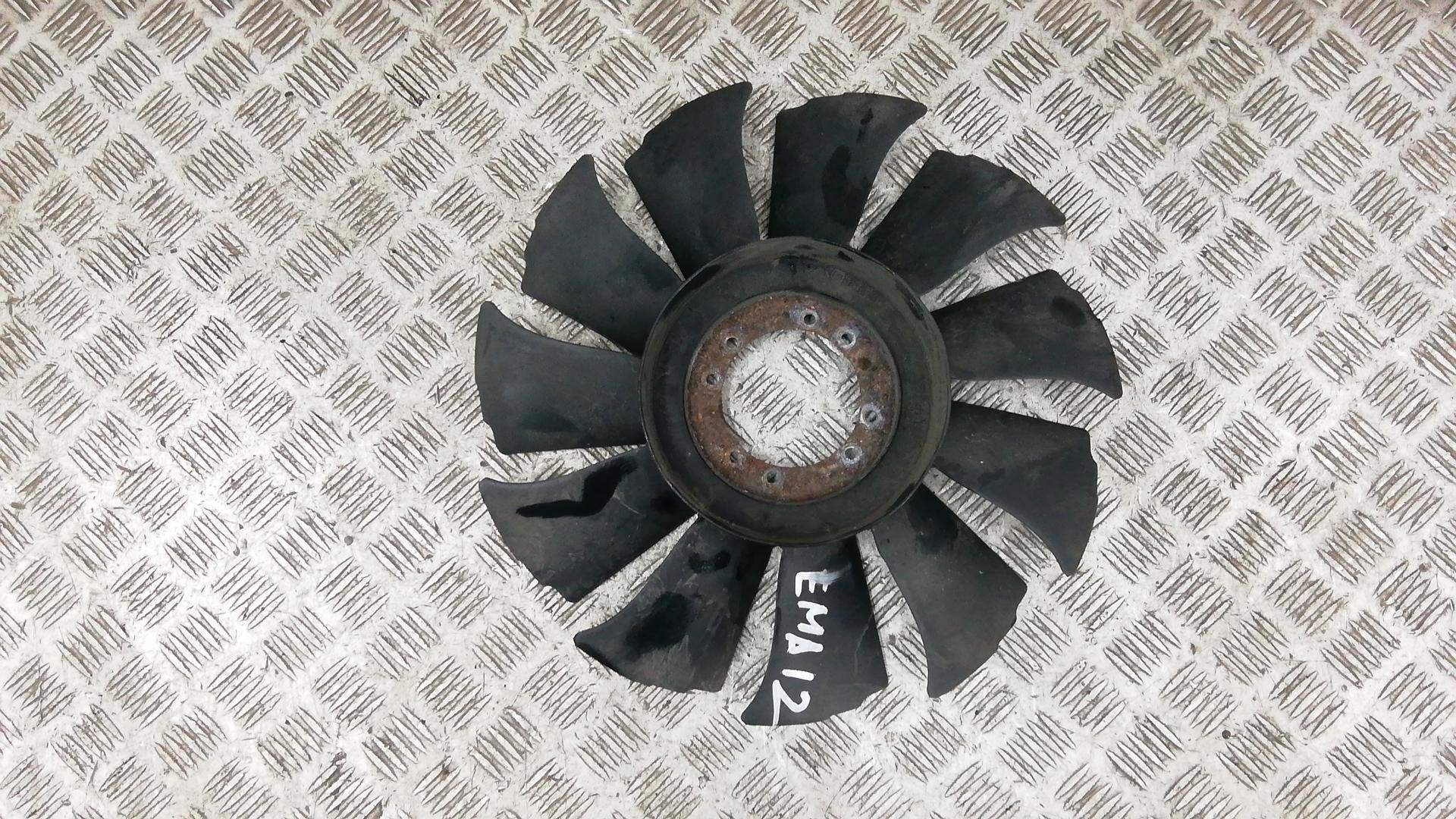 Крыльчатка вискомуфты дизельная, IVECO, DAILY 4 (29S-40S), 2009