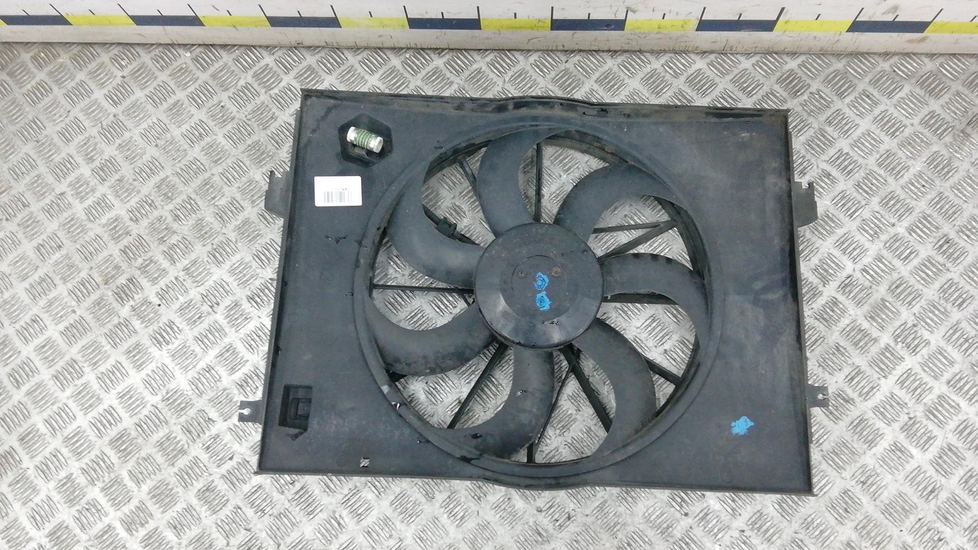 Вентилятор радиатора, KIA, SPORTAGE 2, 2008