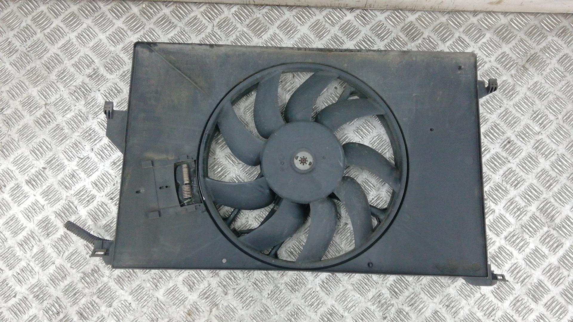 Вентилятор радиатора, OPEL, VECTRA C, 2008