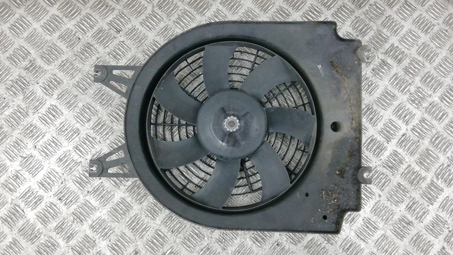 Вентилятор радиатора, KIA, SORENTO 1, 2005