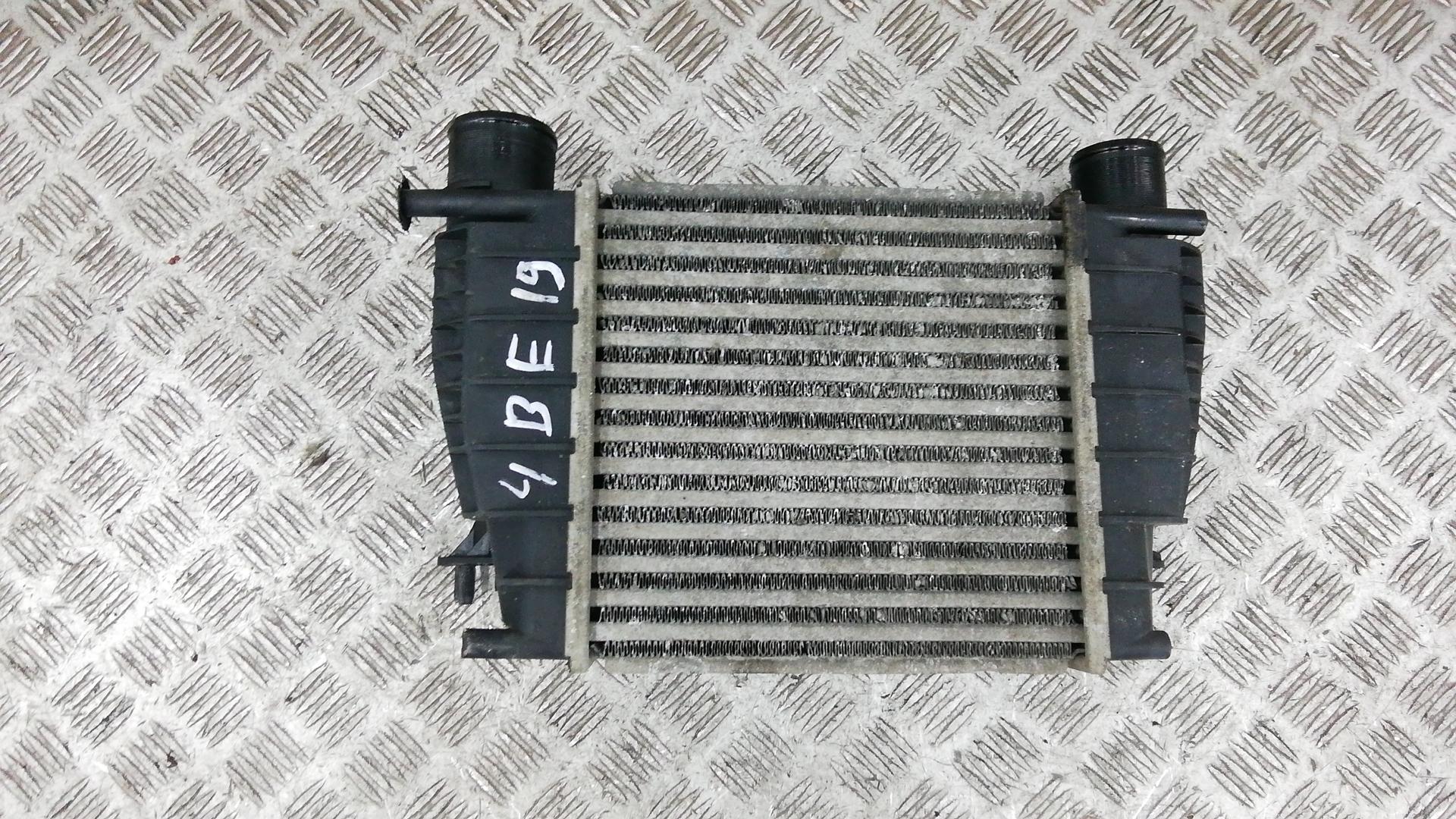 Радиатор интеркуллера, RENAULT, MODUS 2, 2009