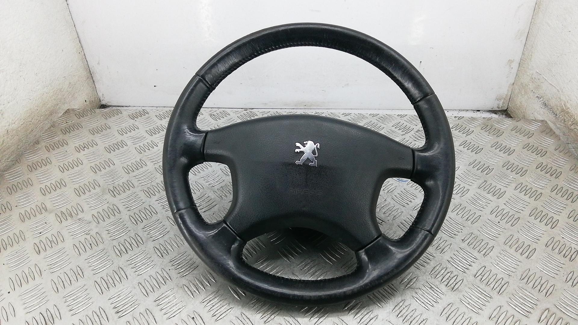Рулевое колесо, PEUGEOT, 607, 2002