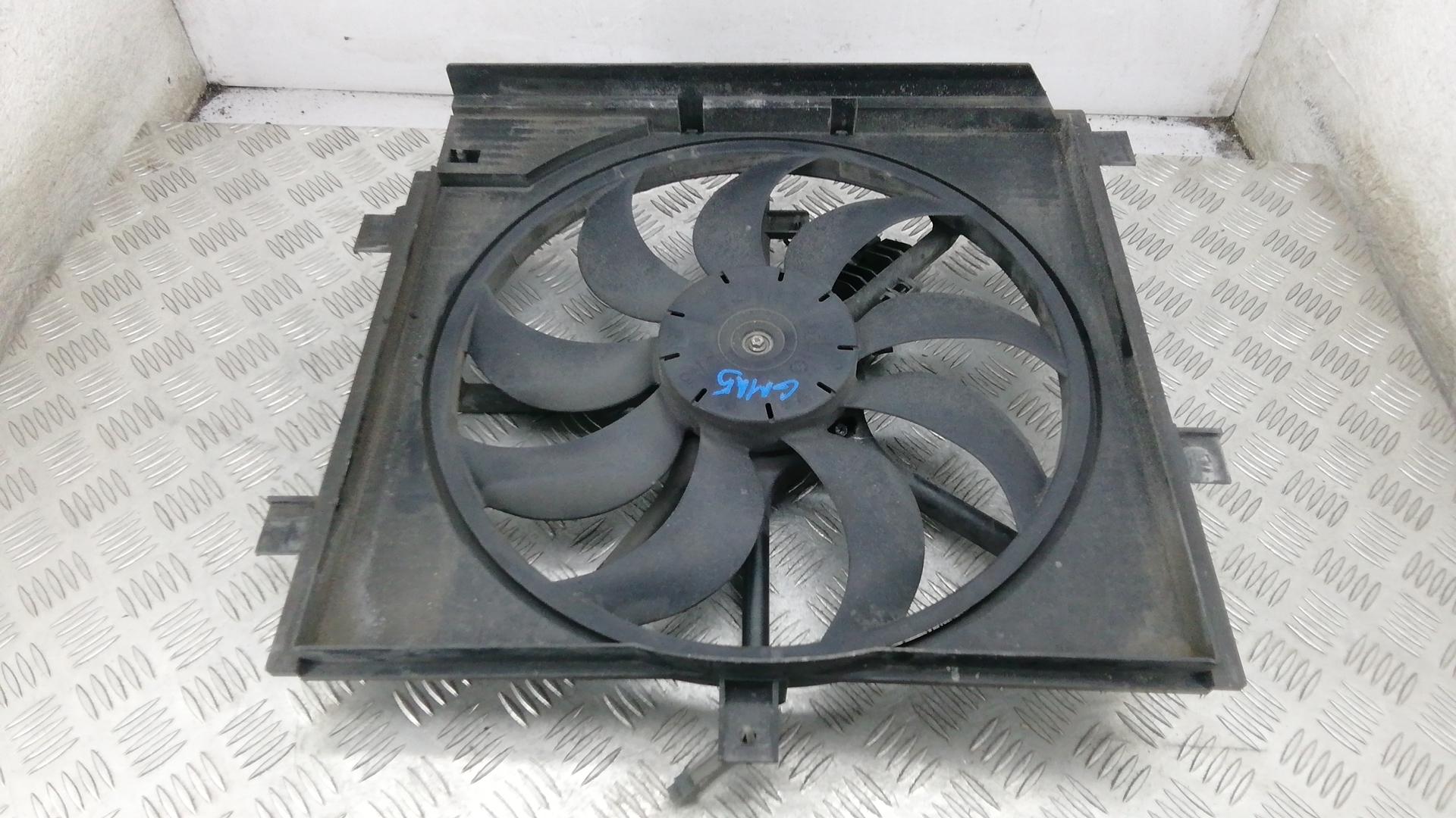 Вентилятор радиатора, NISSAN, JUKE F15, 2011