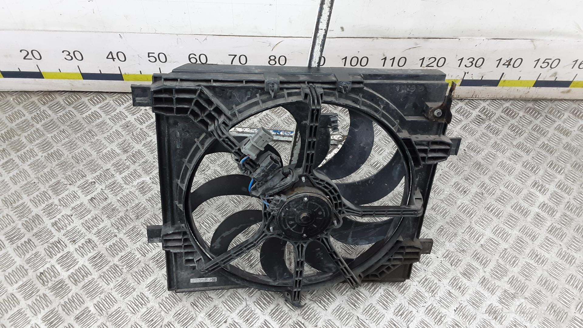 Вентилятор радиатора, NISSAN, JUKE F15, 2012