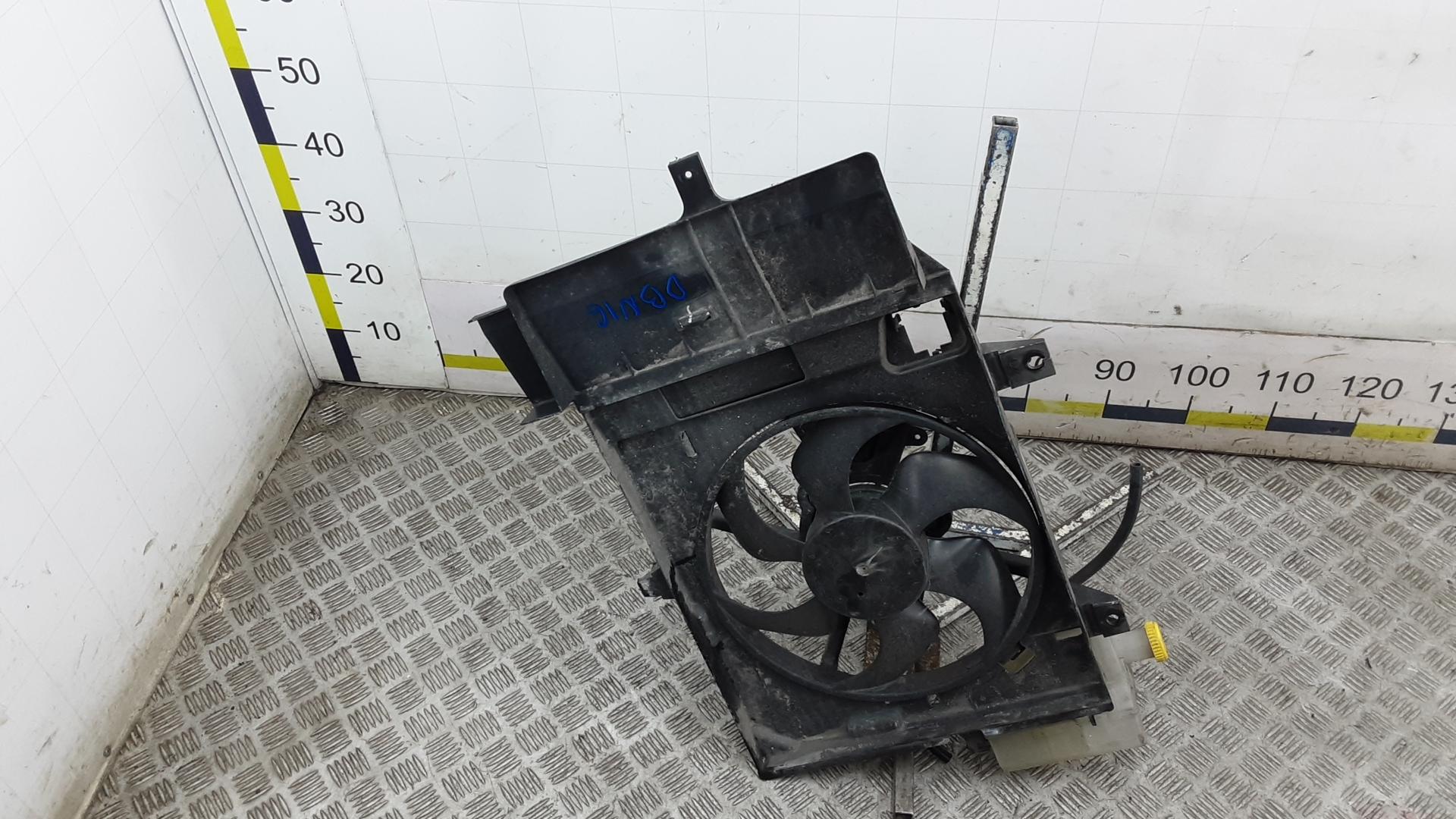 Вентилятор радиатора, NISSAN, NOTE E11, 2009
