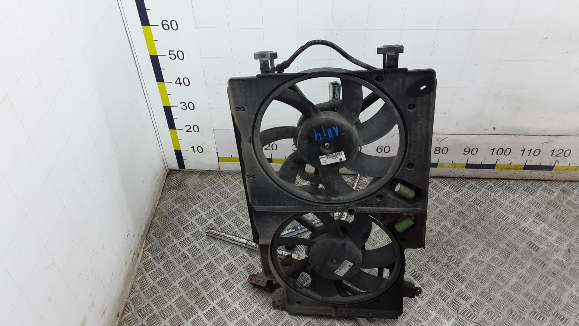 Вентилятор радиатора, OPEL, MERIVA B, 2011