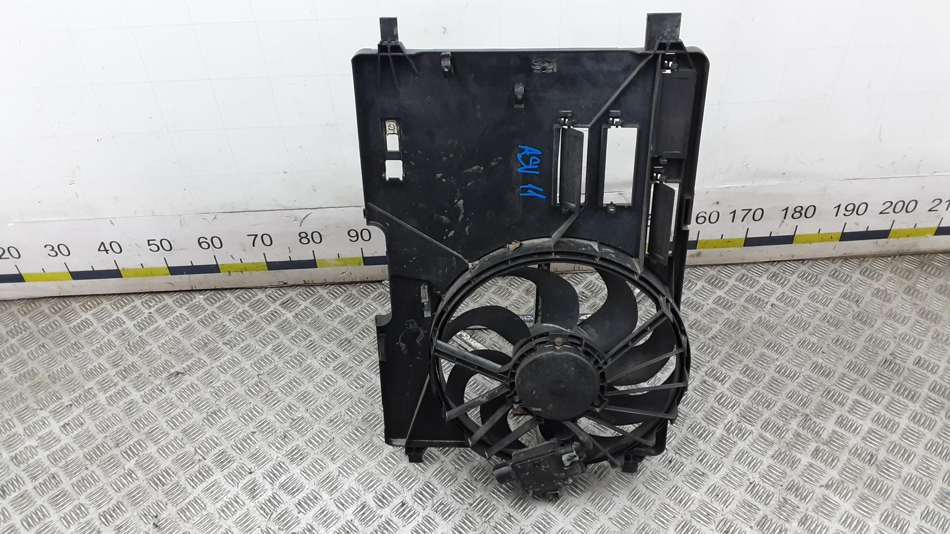 Вентилятор радиатора, FORD, FOCUS 3, 2013