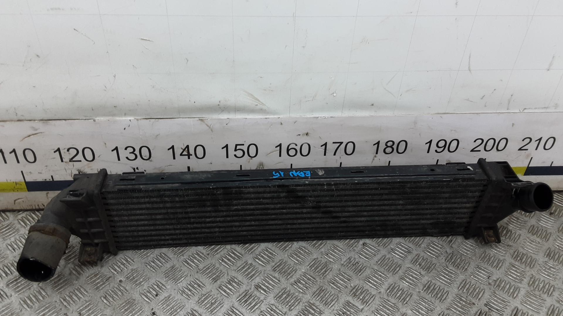 Радиатор интеркуллера, FORD, S-MAX, 2007