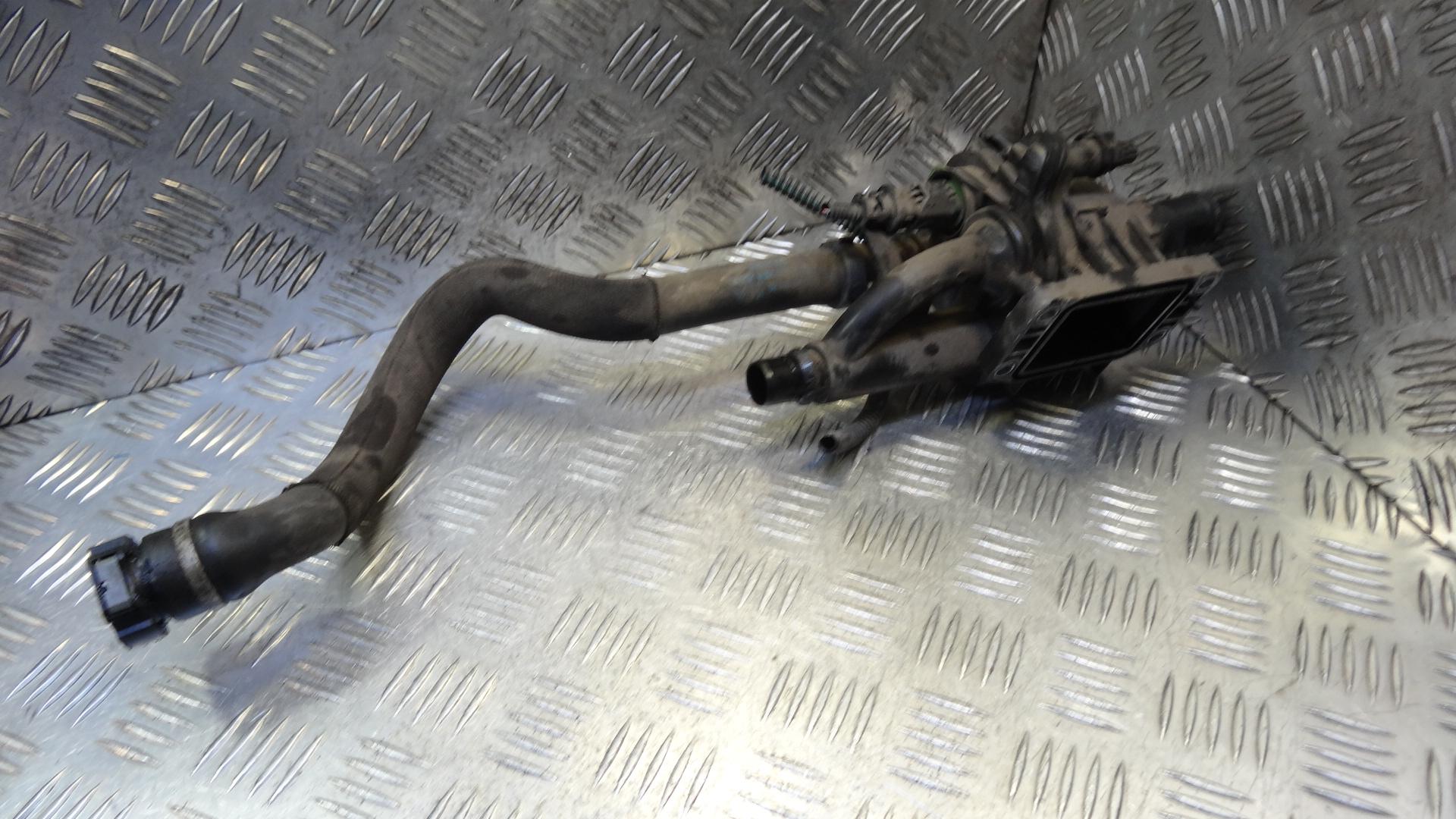 Корпус термостата дизельный, PEUGEOT, 3008, 2011